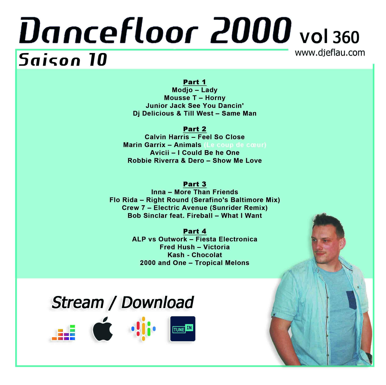 DANCEFLOOR 2000 vol 360