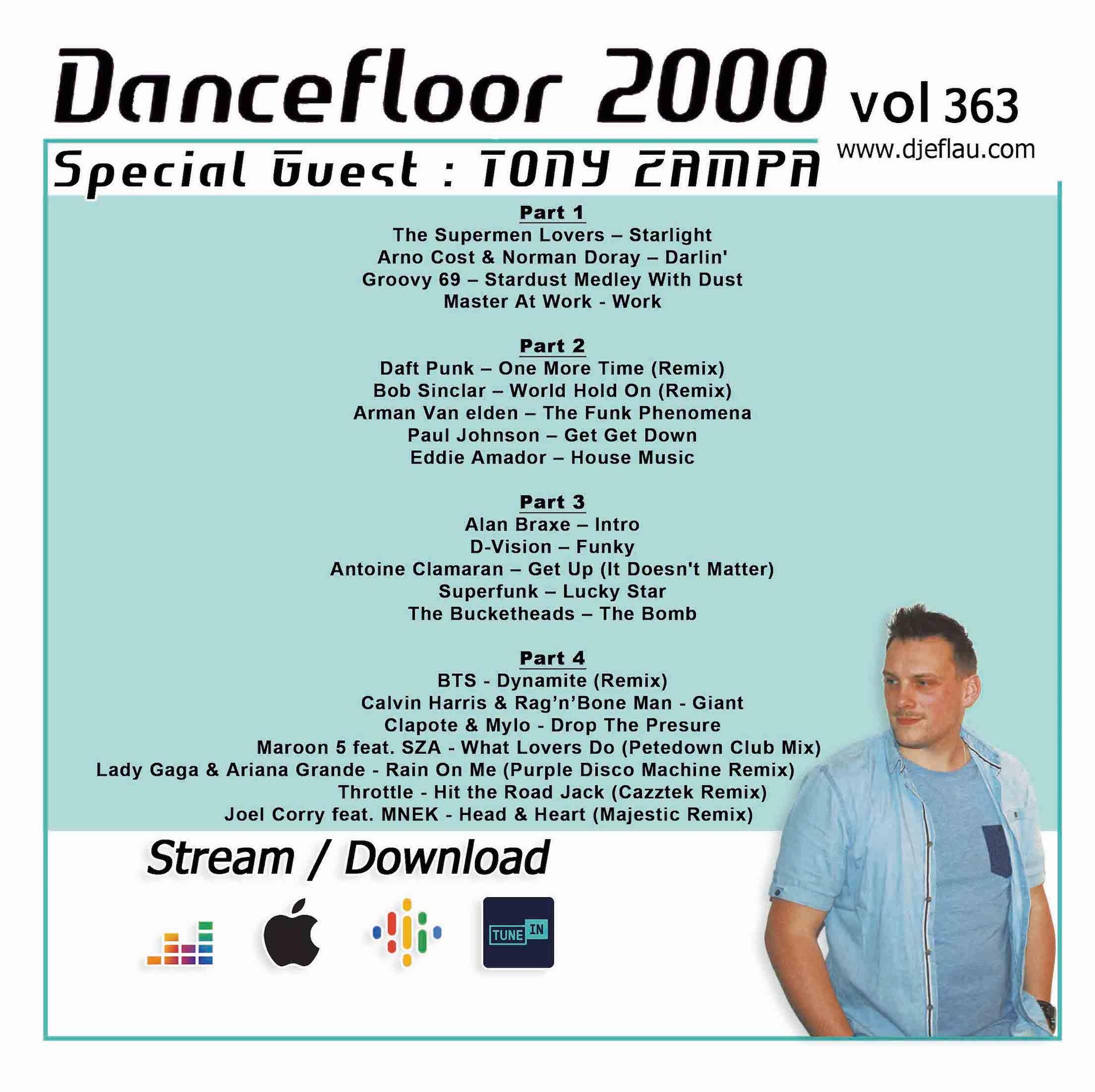 DANCEFLOOR 2000 vol 363