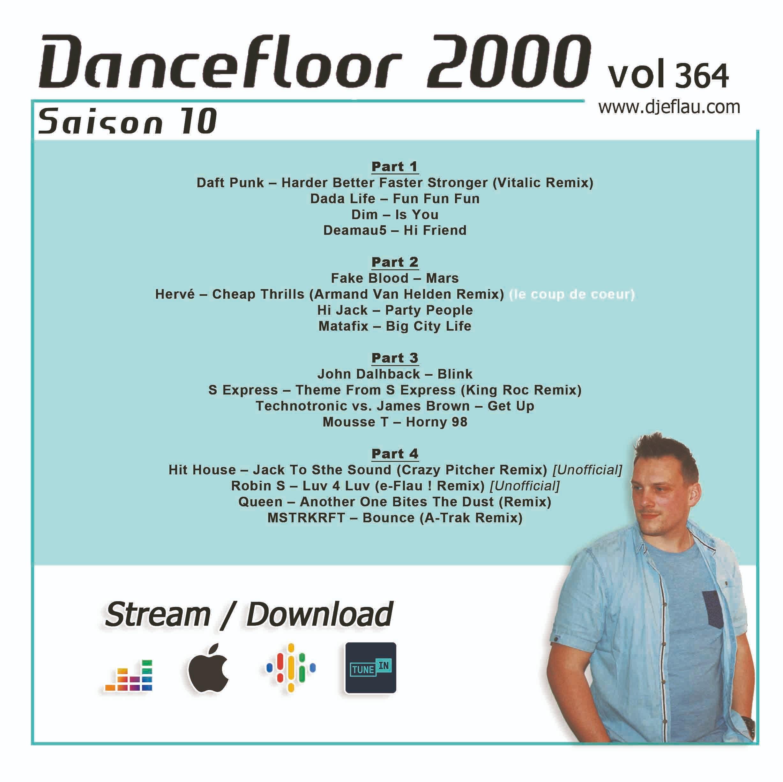 DANCEFLOOR 2000 vol 364