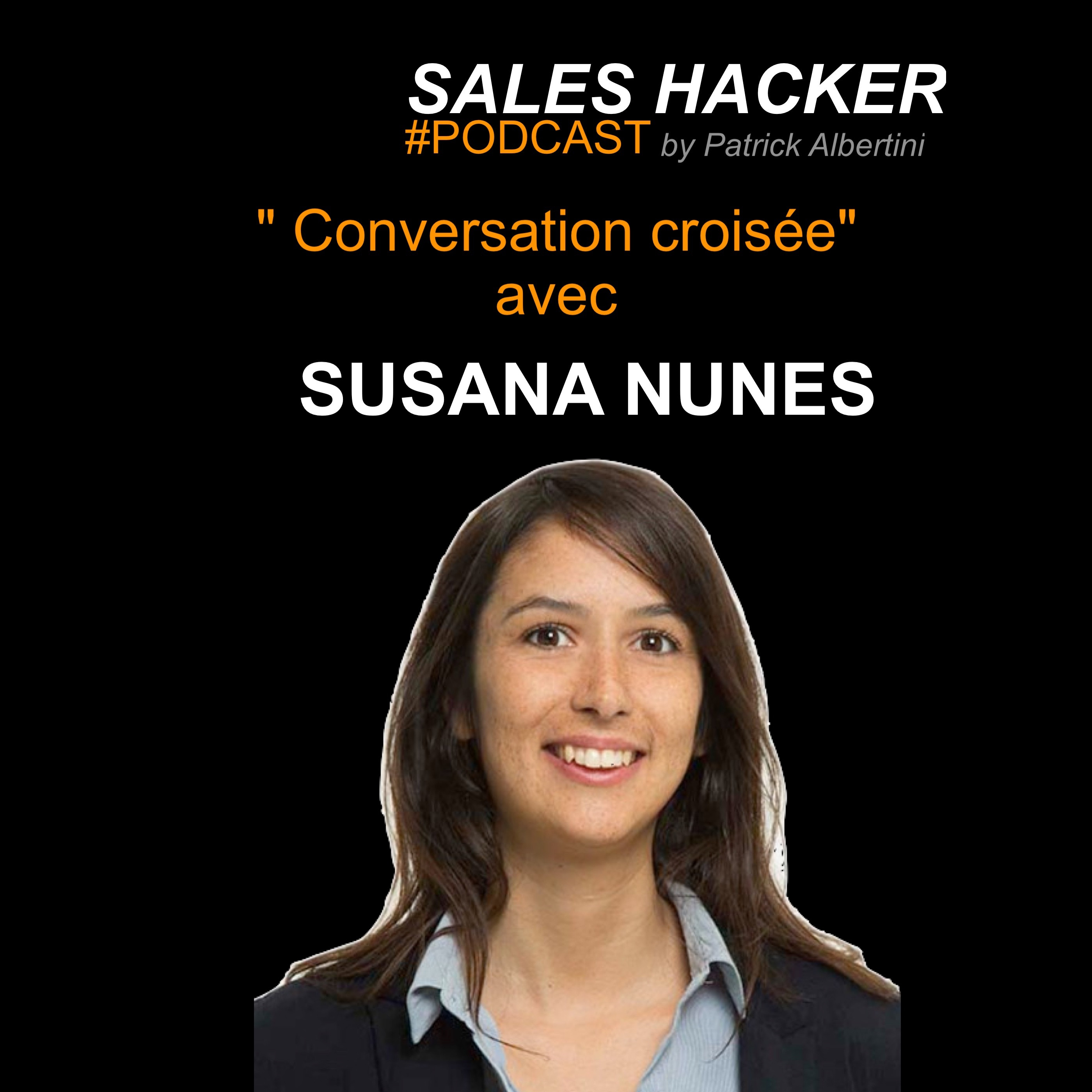 #7 - Conversation croisée - Susana Nunes - We Do Good