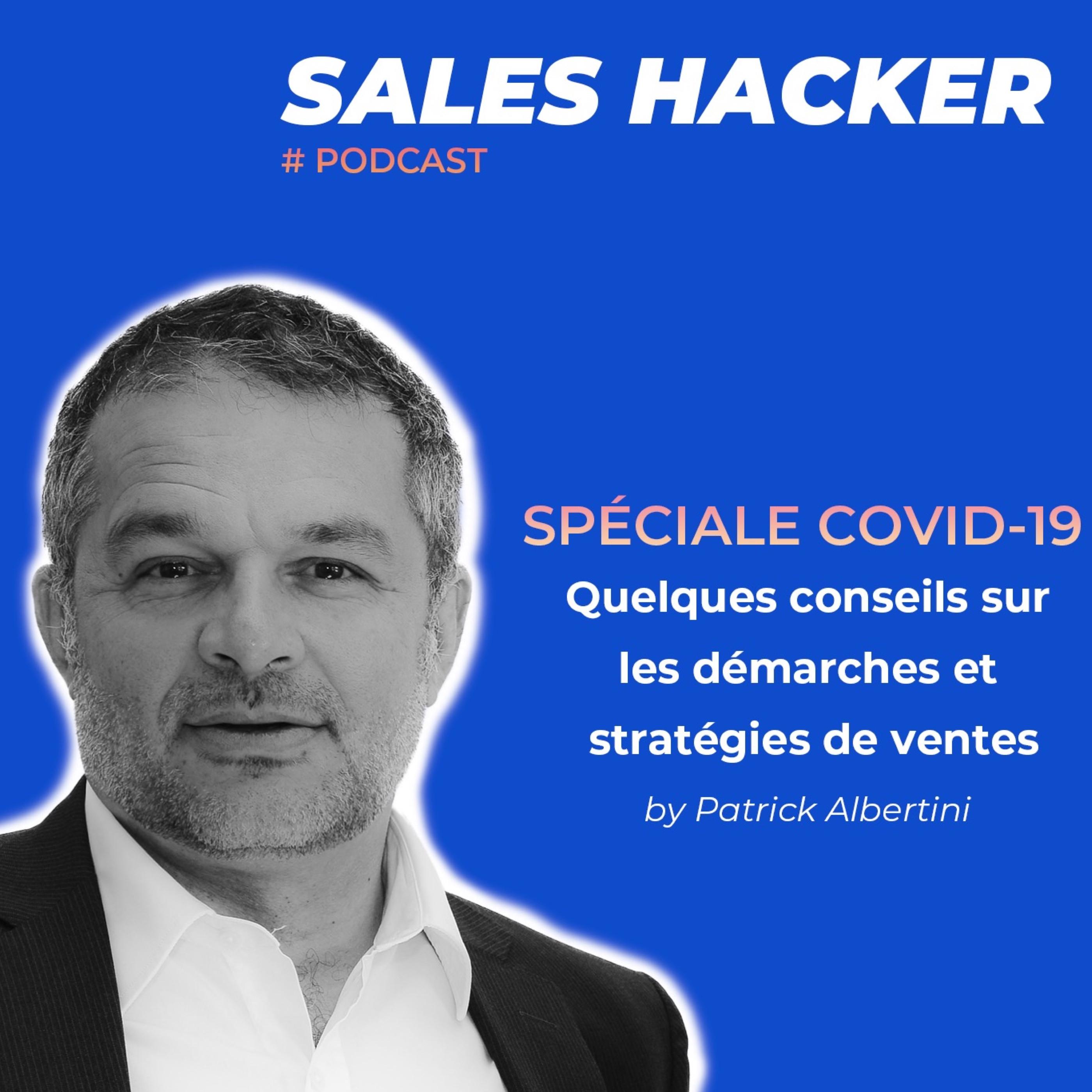 COVID-19: 20 min de conseils sur les démarches et stratégies de vente les plus adaptées