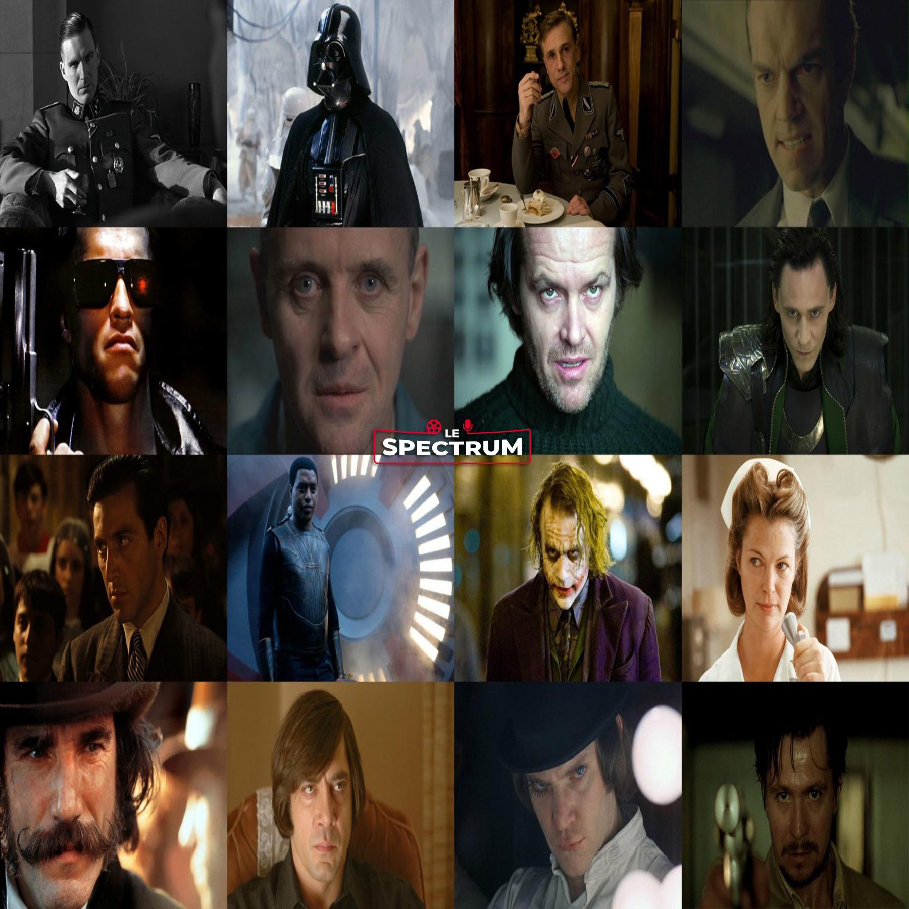 #Episode 03 : Les meilleurs Méchants au cinéma