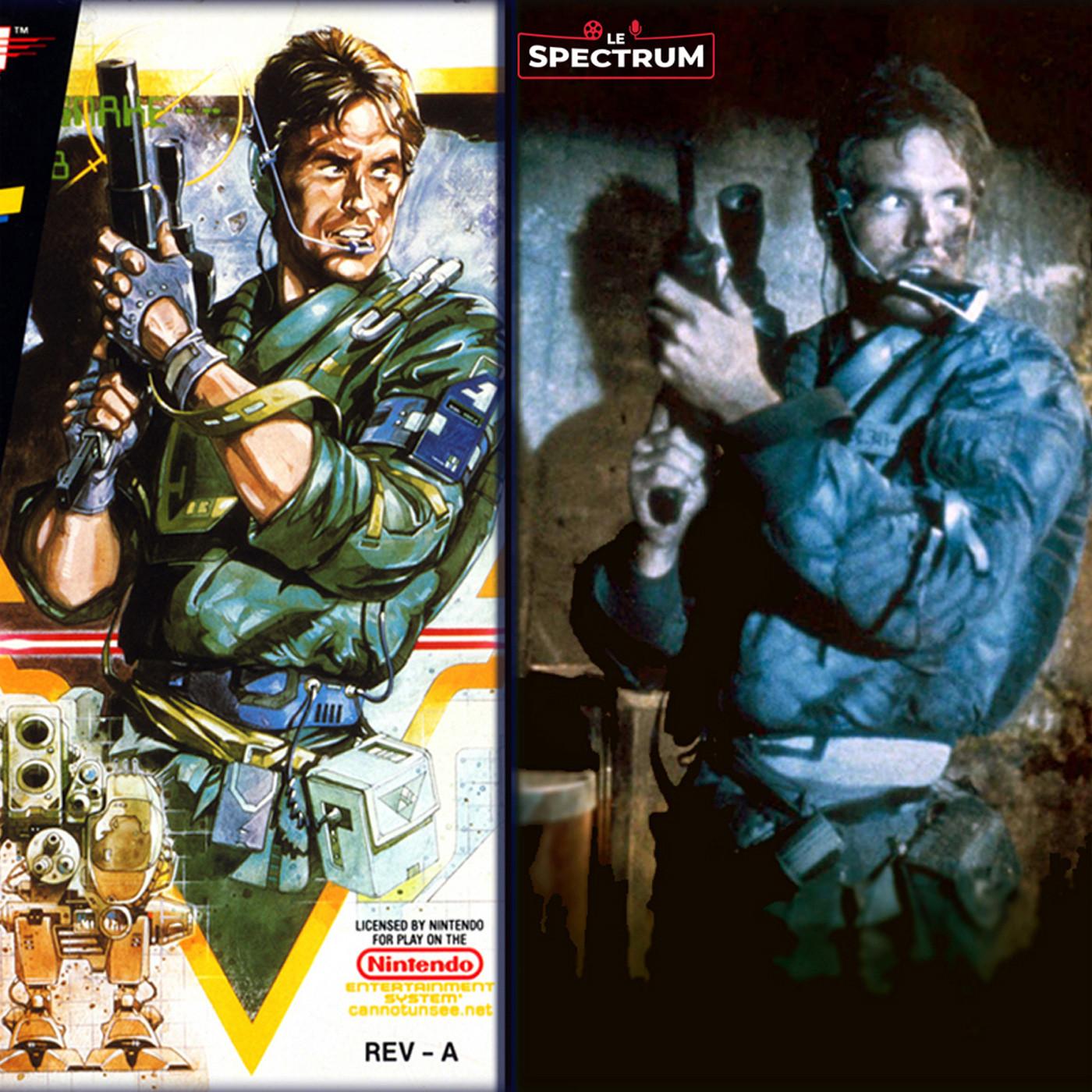 #Hors série : Les jeux vidéo inspirés du cinéma