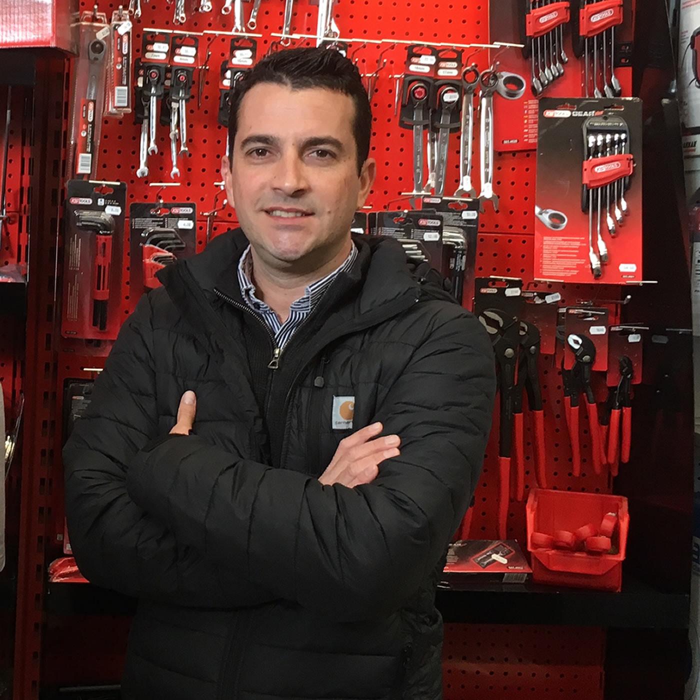 #28 - Nicolas dirigeant d'une société d'équipements pour les sociétés