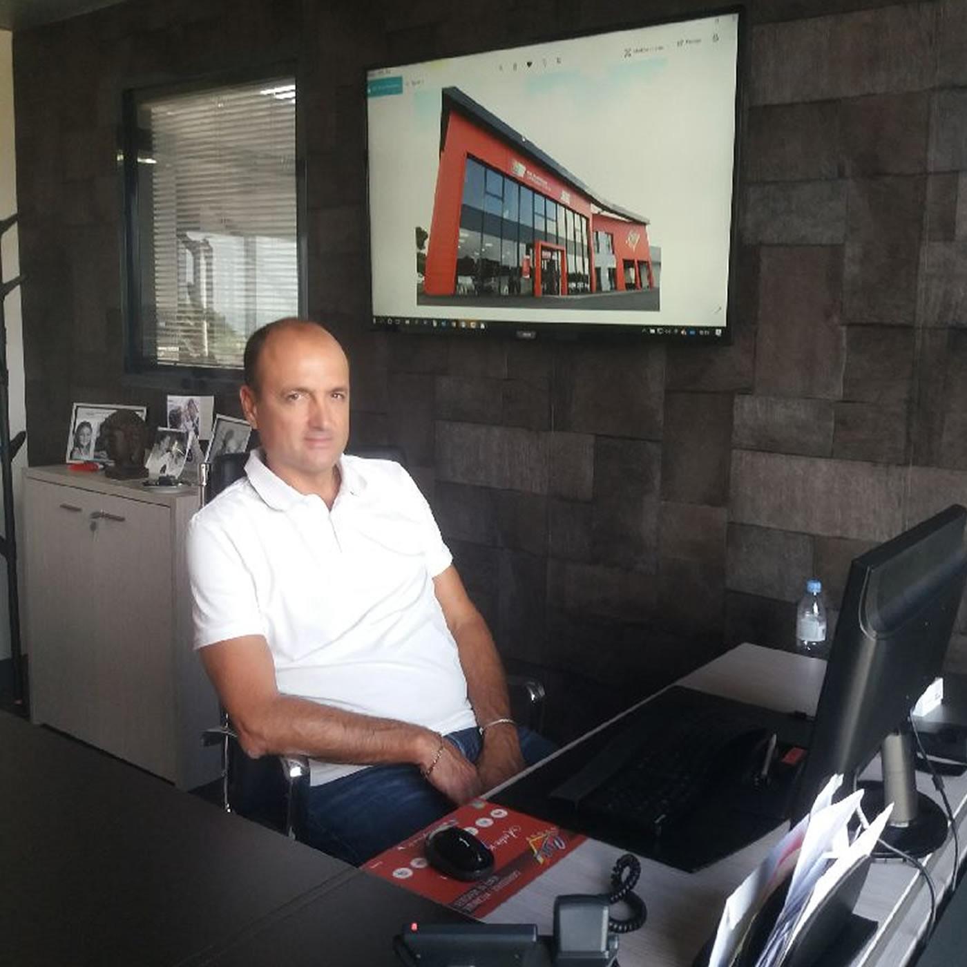 #37 - Romuald dirigeant d'une société spécialisé dans la réparation automobile
