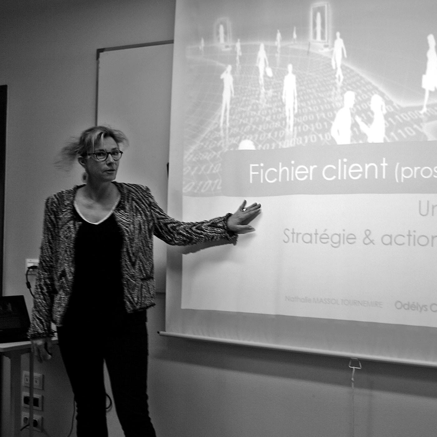 #42 - Nathalie est dirigeante d'une société spécialisée en conseil dans le développement commercial