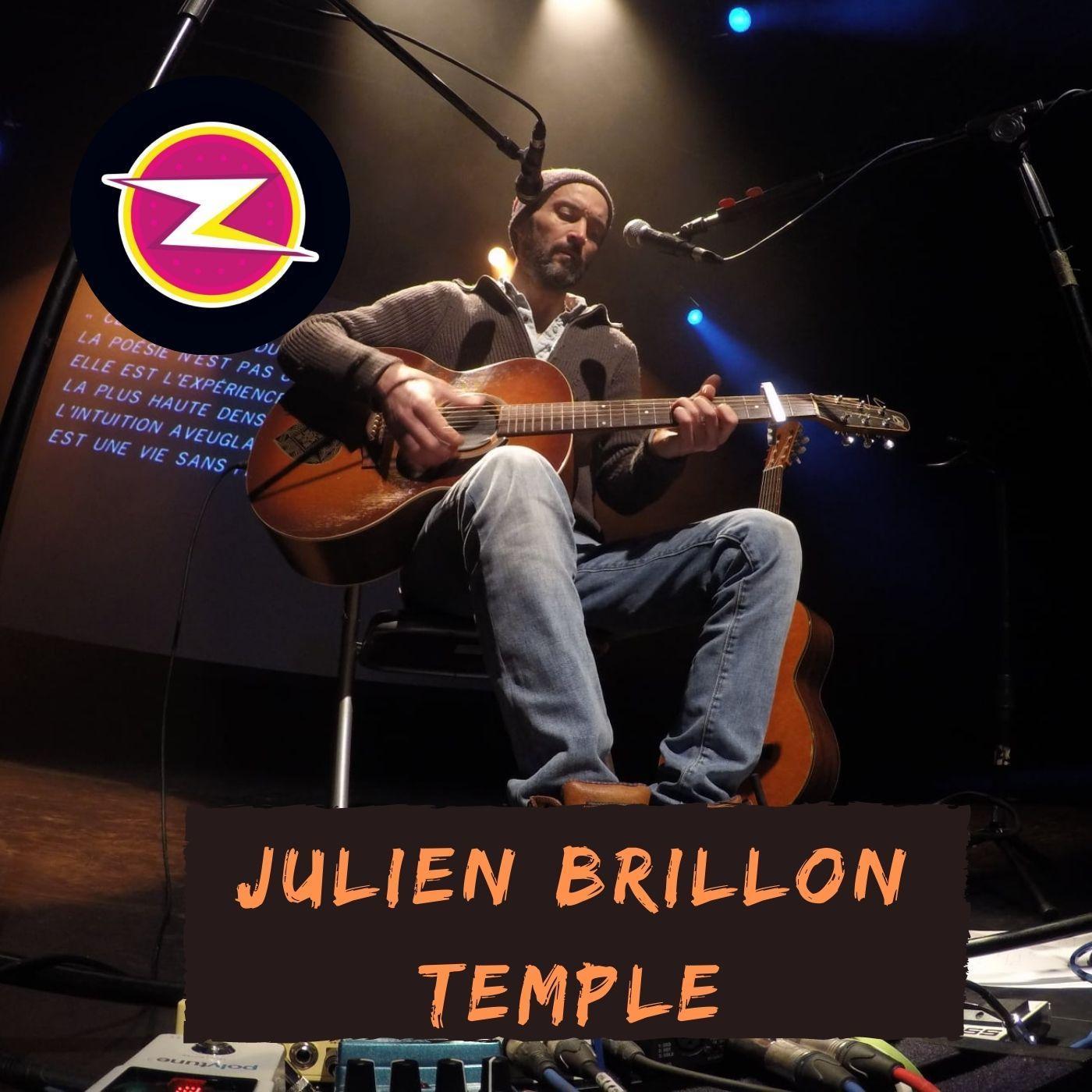 Julien Brillon - Temple