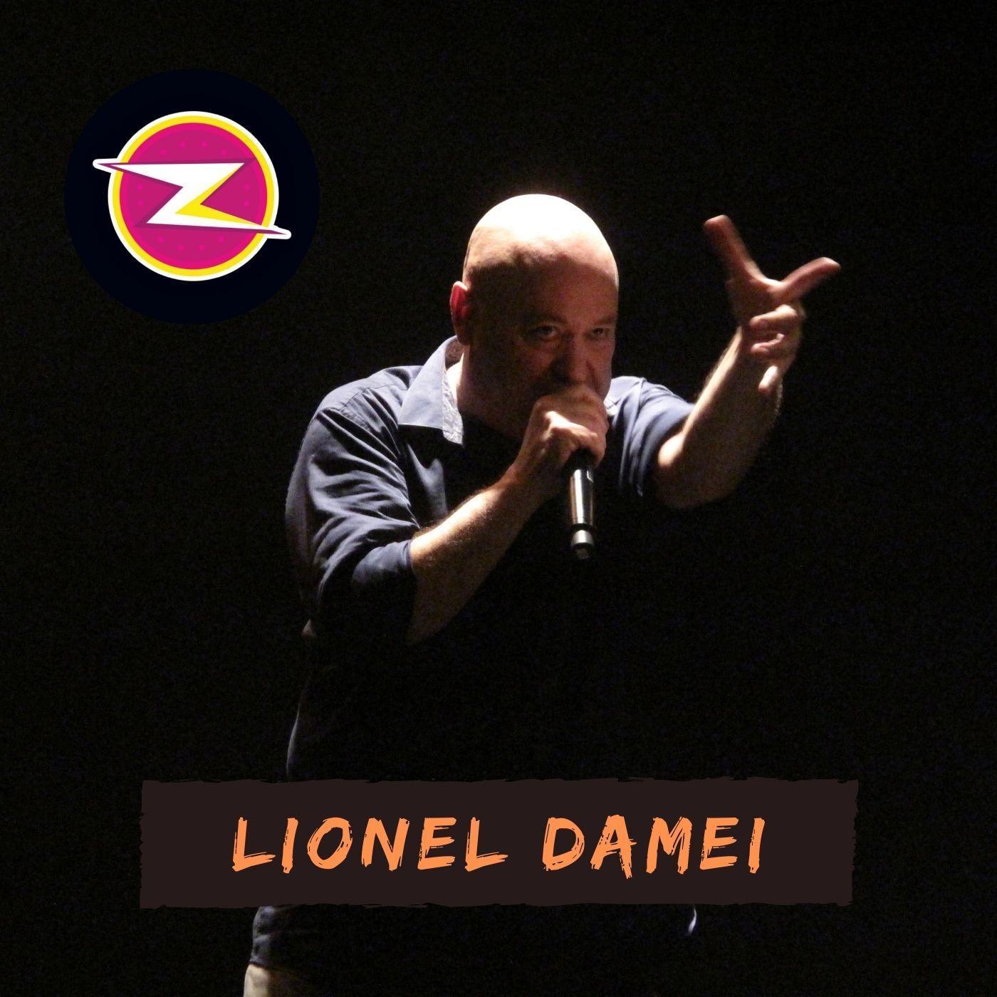 Lionel Damei