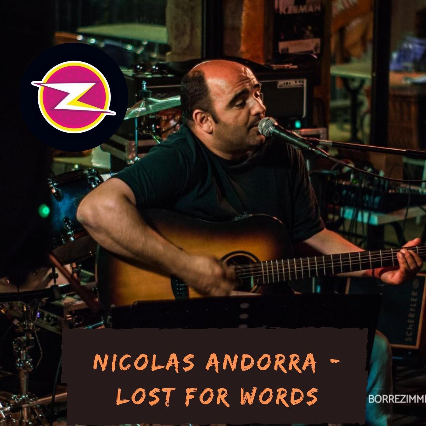 Nicolas Andorra - Lost for words