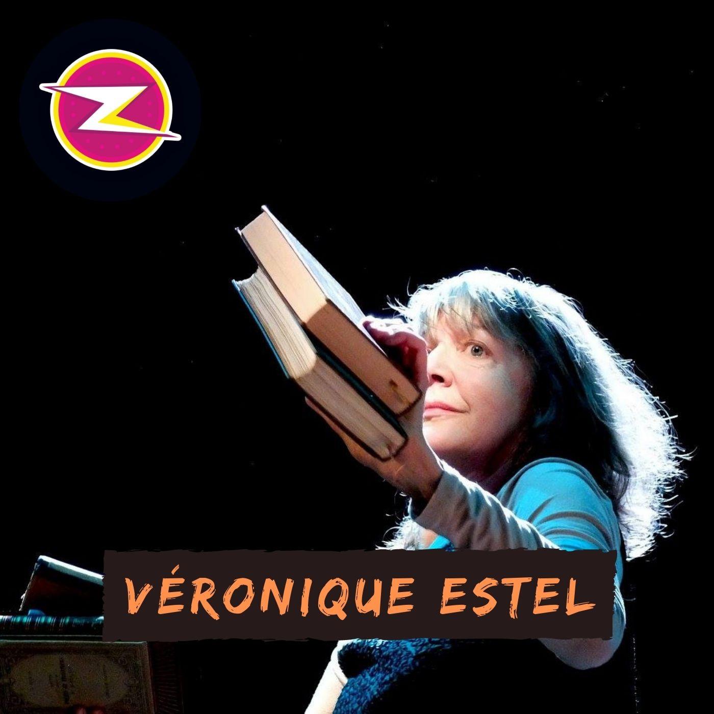Véronique Estel, compagne des mots