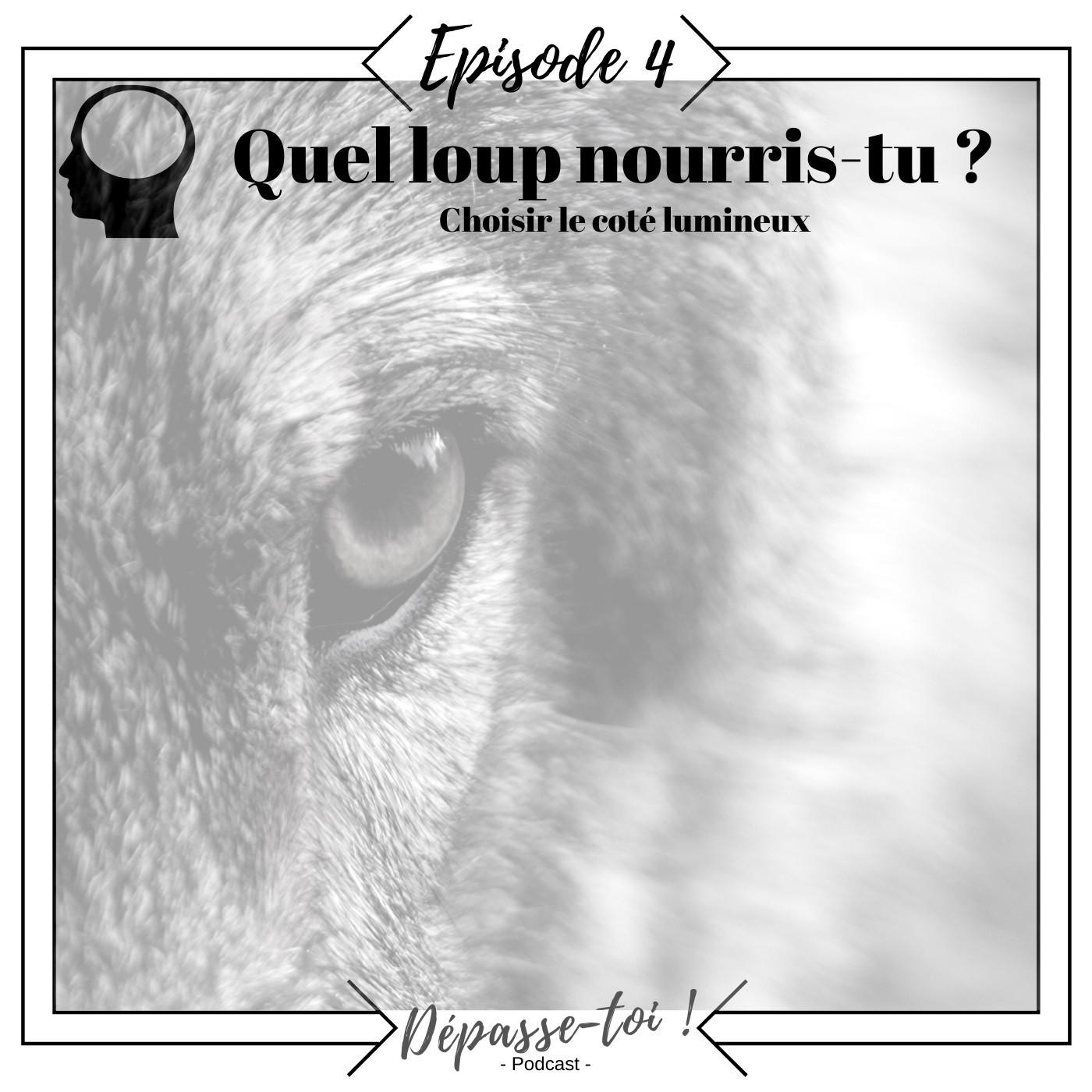 #4 - Quel loup nourris-tu ? Comment affaiblir ton coté obscur ?