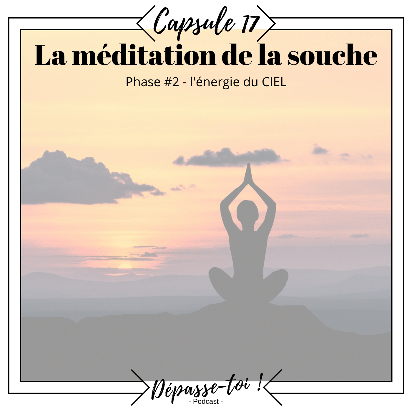 Capsule #17 -  Méditation de la souche (Guidée) - l'énergie du Ciel 2/3