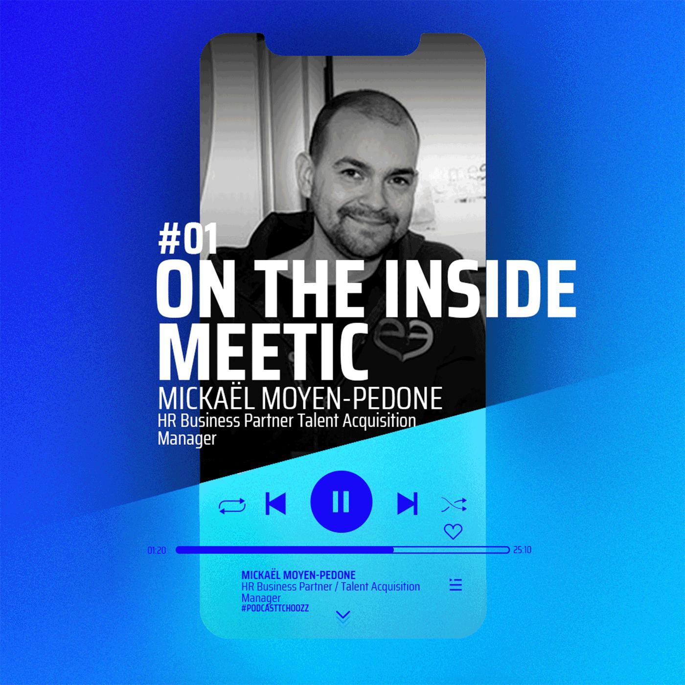On The Inside: Meetic (Lockdown #1)
