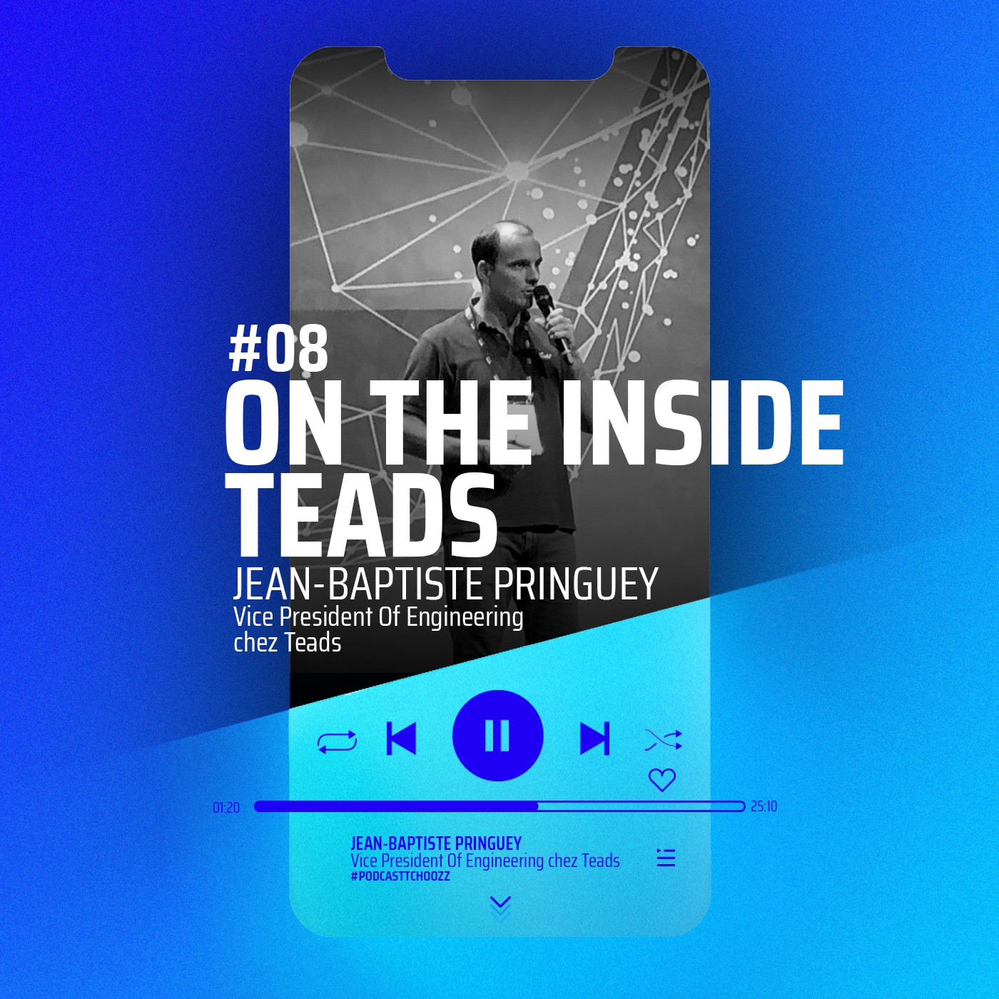 On The Inside: TEADS
