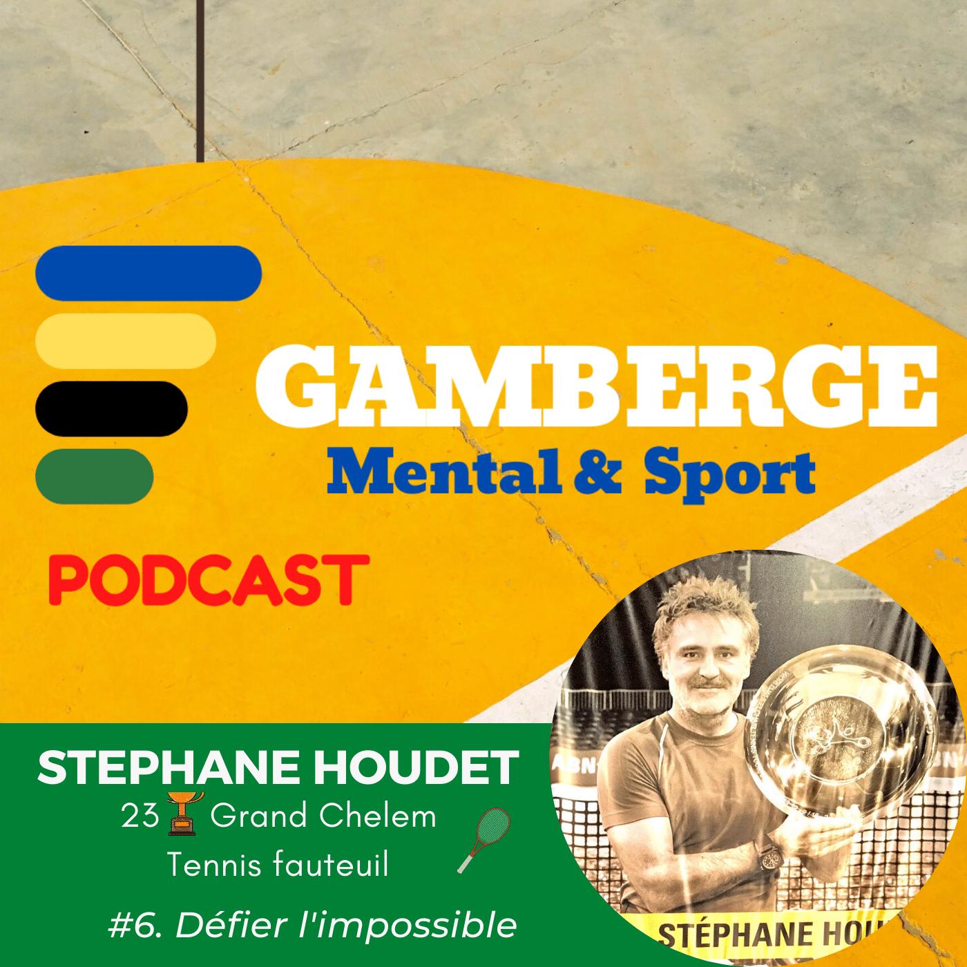 Stephane Houdet: Défier l'impossible