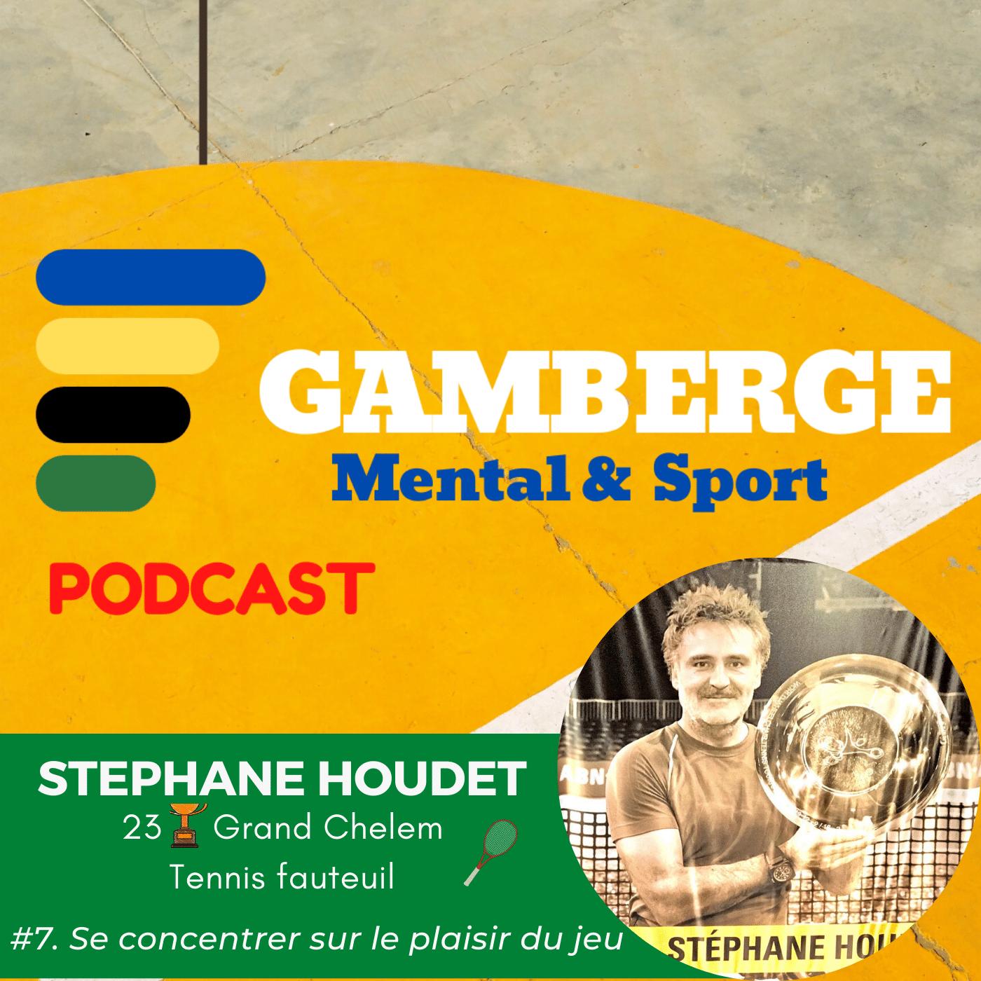 #7. Stephane Houdet: Se concentrer sur le plaisir du jeu