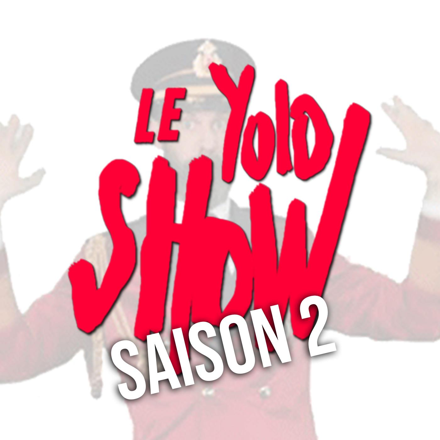 Twitch Le Caritatif À La Mode - LE YOLO SHOW S2 Emission du 31 03 2021