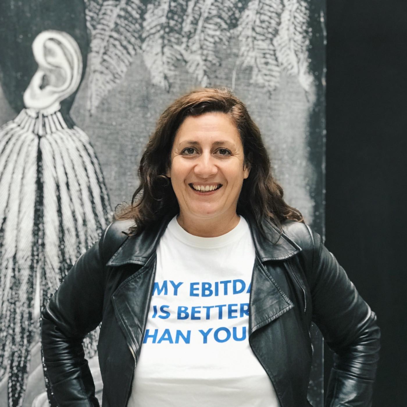 #11 Saison 2- Caroline Ramade: De la Mairie de Paris à l'entrepreneuriat après 40 ans et 2 enfants