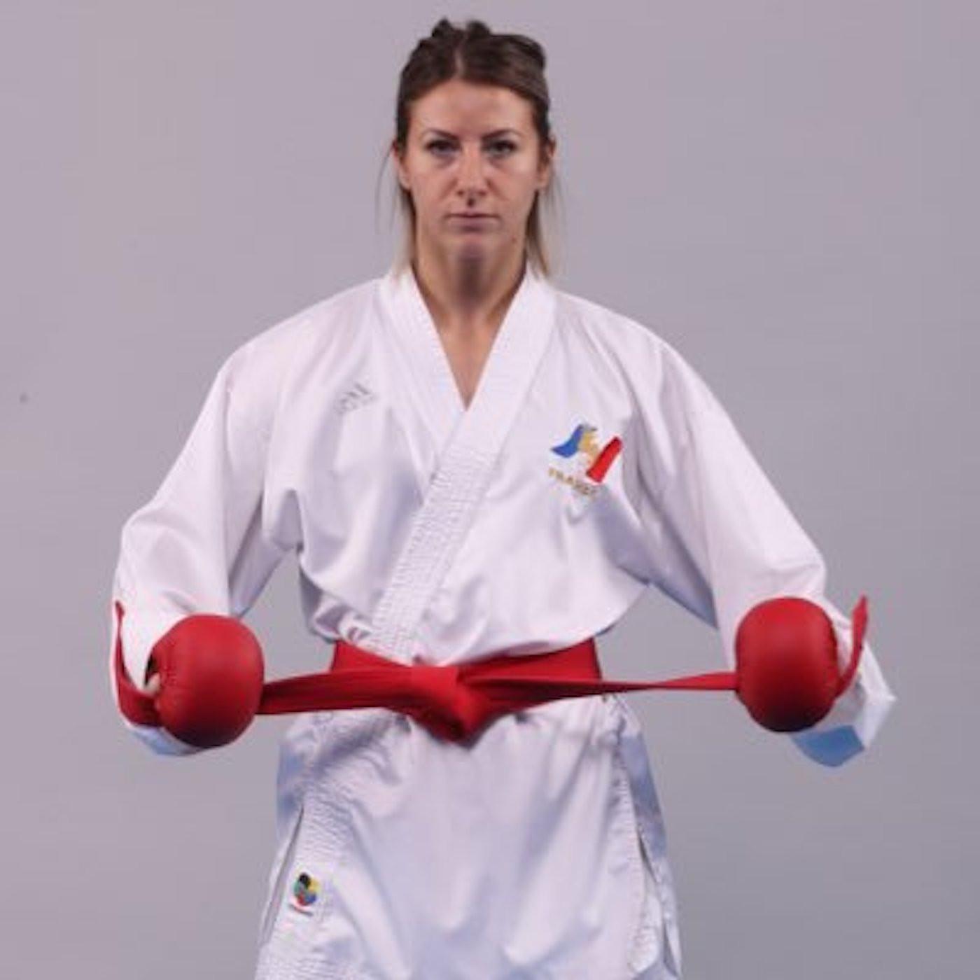 #7 Saison 2- Alexandra Recchia: Avocate et championne du monde de karaté
