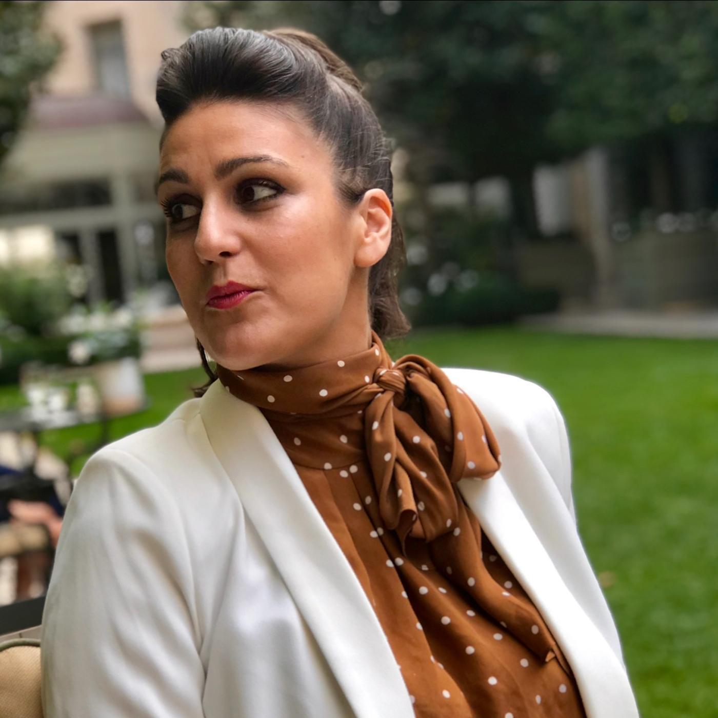 #5 Saison 5- Karine Joyeux: CEO dans la deftech, résiliante et engagée