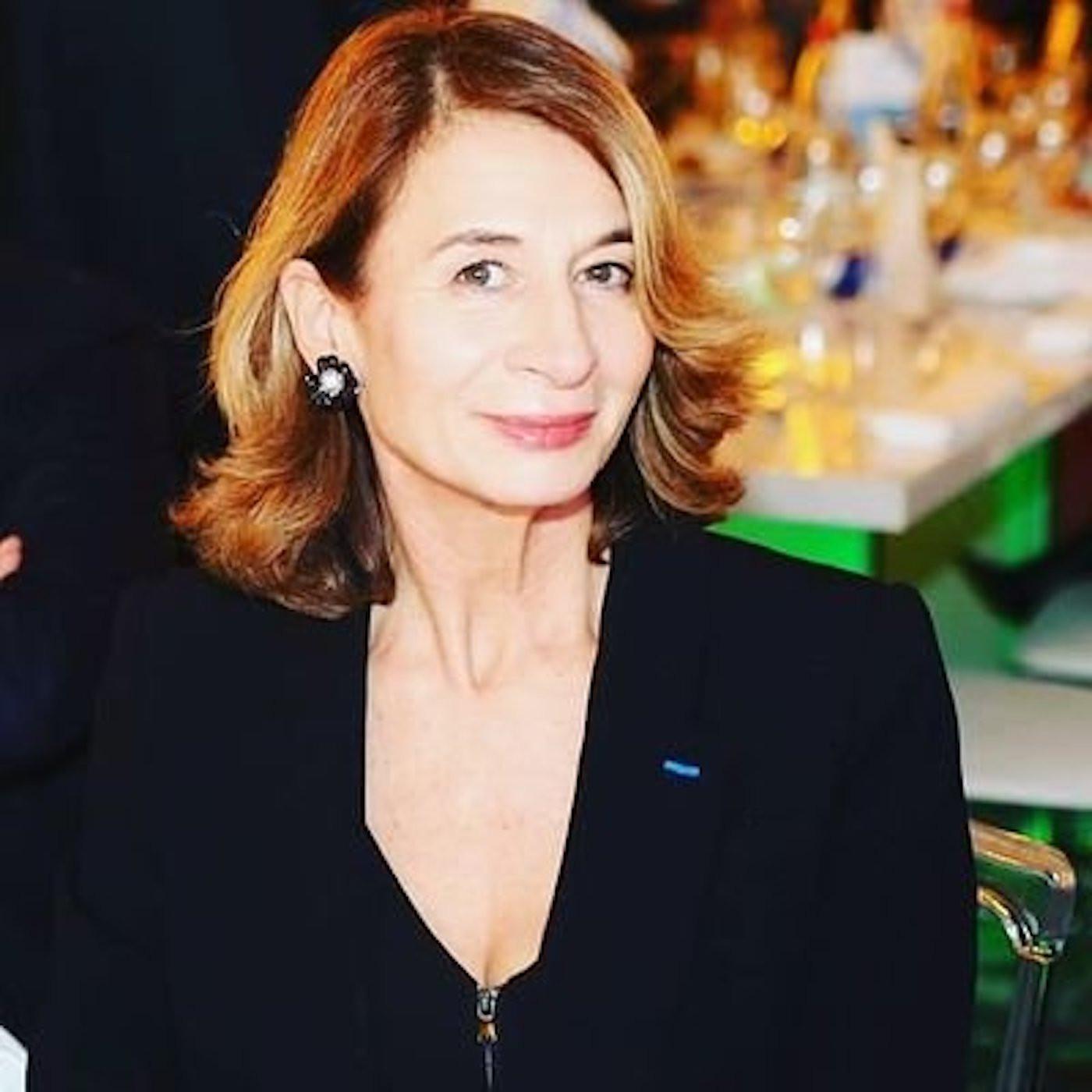 #6 Saison 1 -Muriel Touaty: Entre la France et l'Israël, l'entrepreneuriat et l'élan vital.