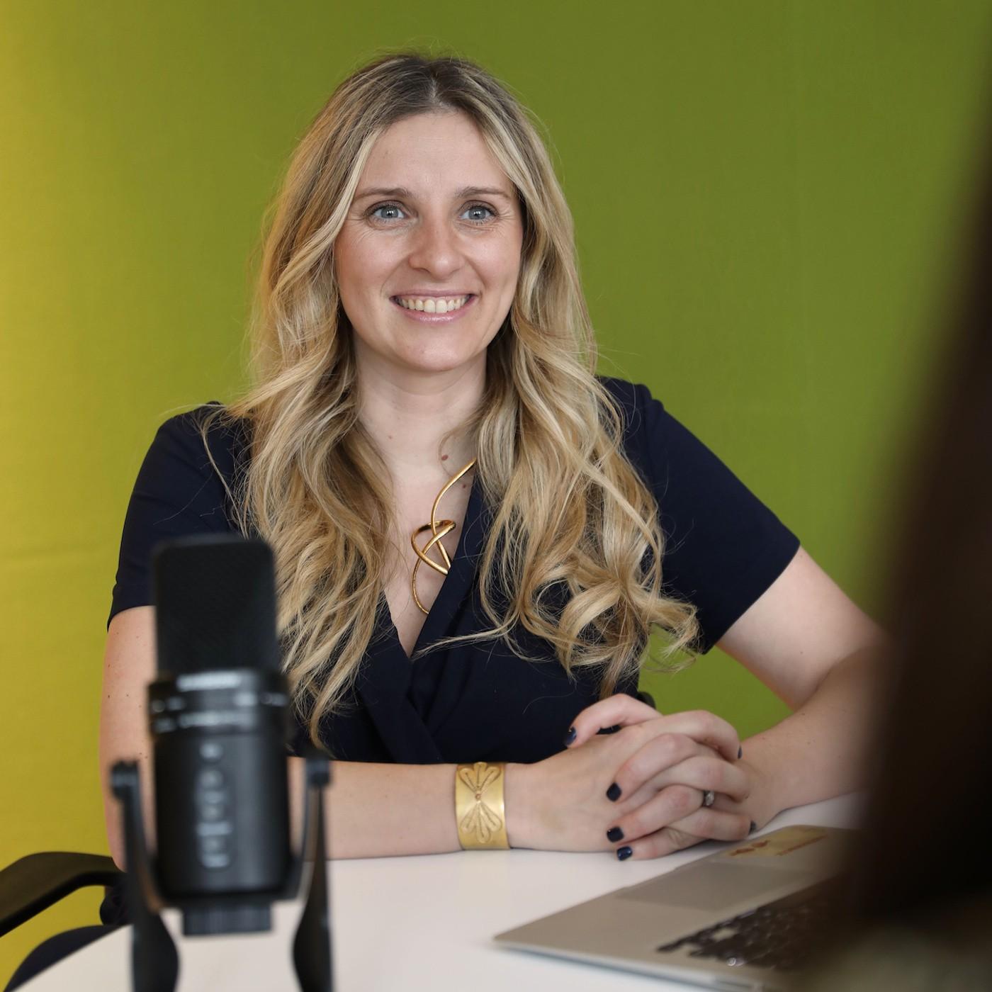 #11 Saison 3- Claire Calmejane: Innover et transformer l'une des grandes banques du CAC40