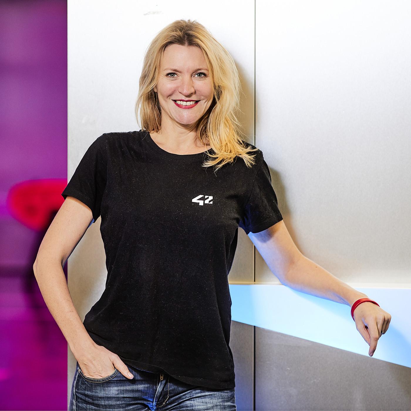 #3. Sophie Viger: La femme à la tête de l'Ecole 42, la première école de code gratuite