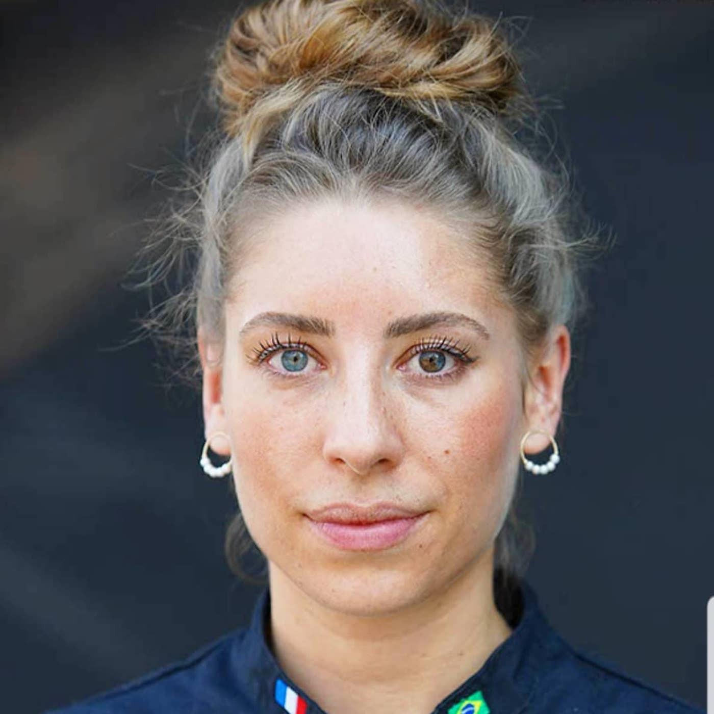#5 Saison 1- Stéphanie Guillemette: D'un CDI en marketing au métier de chef végétarienne en autodidacte