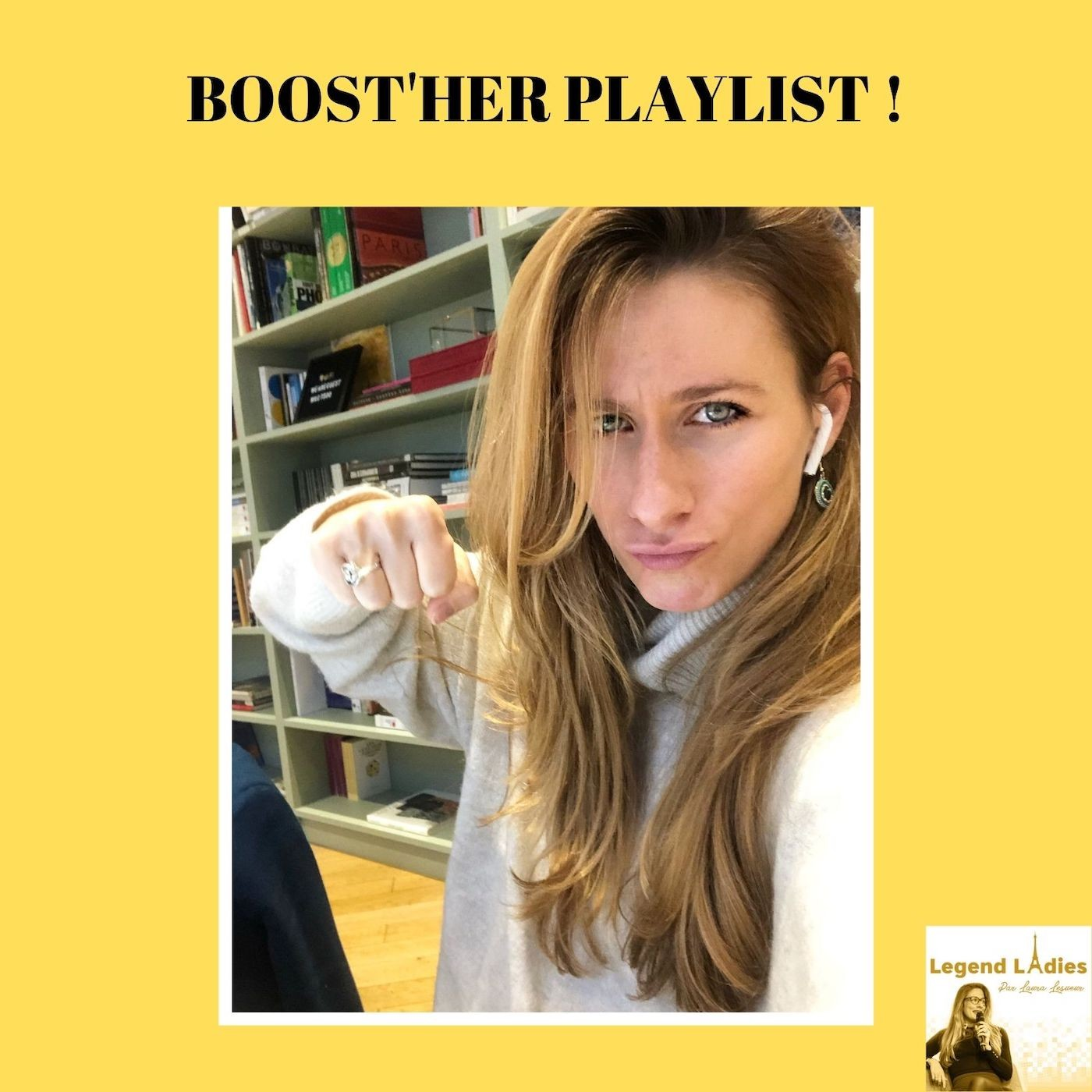 ⚡️THE BOOST'HER PLAYLIST⚡️