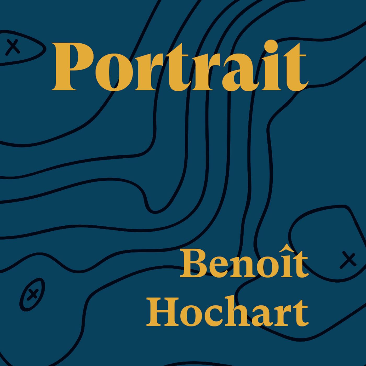 Portrait Benoît Hochart