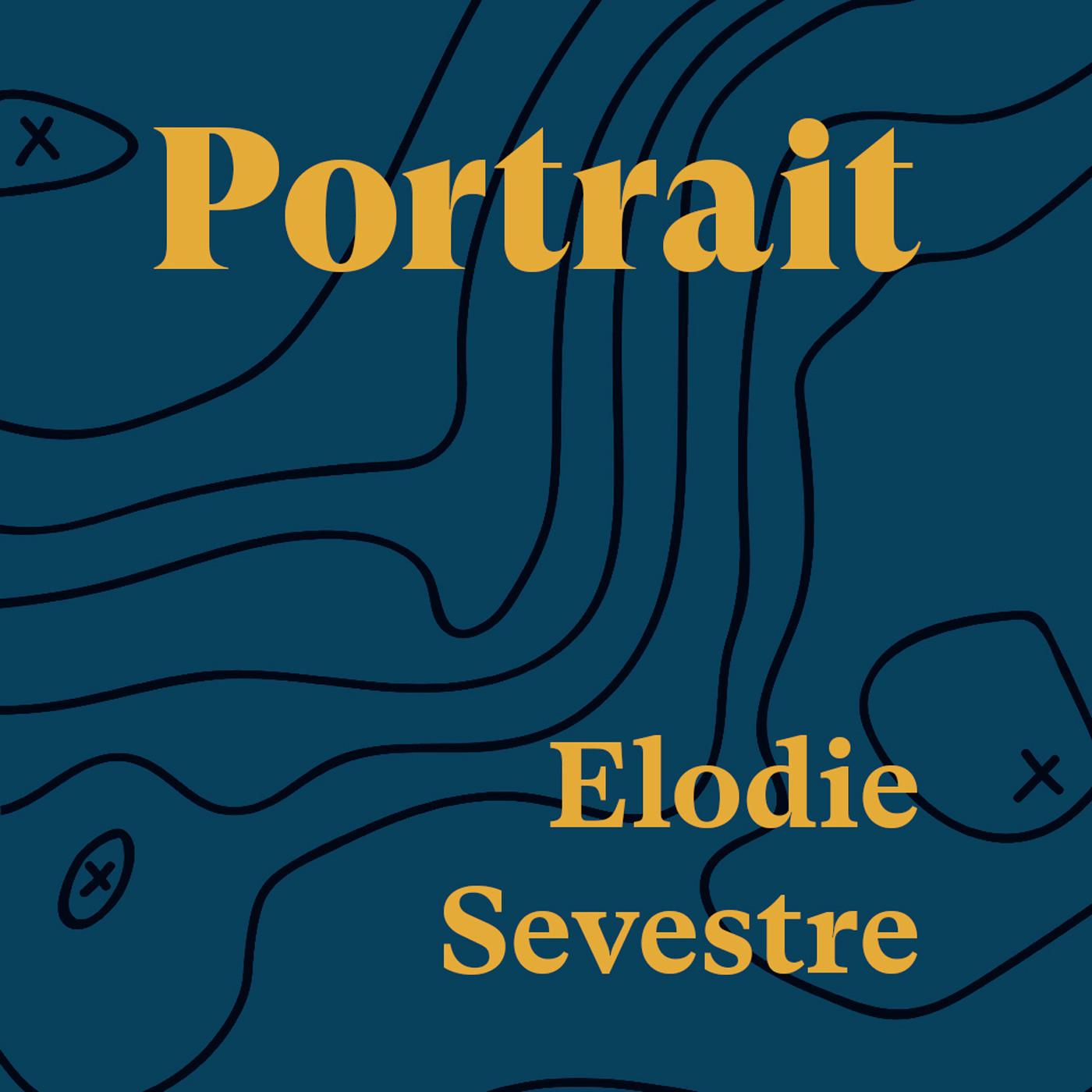 Portrait Elodie Sevestre