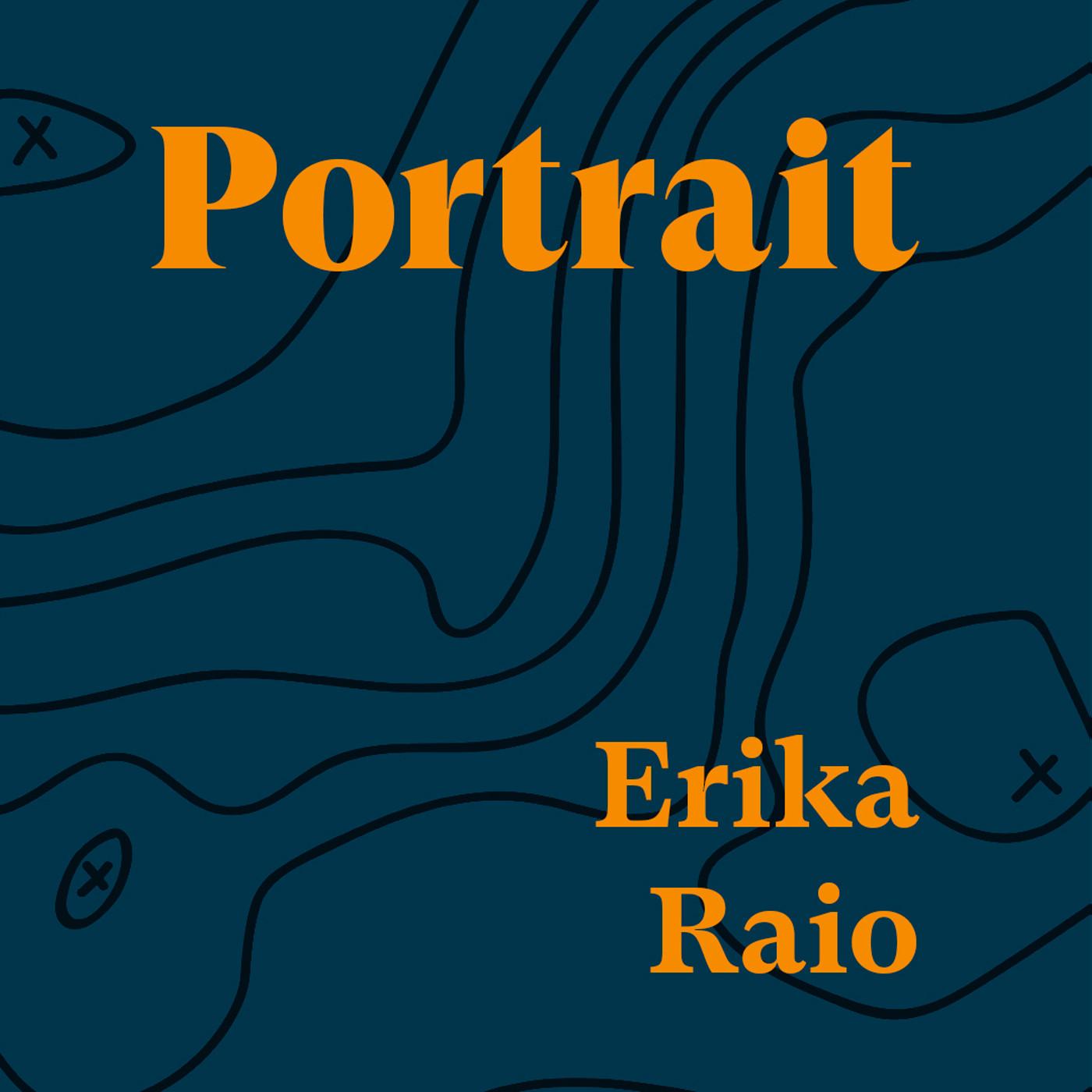 Portrait Erika Raio