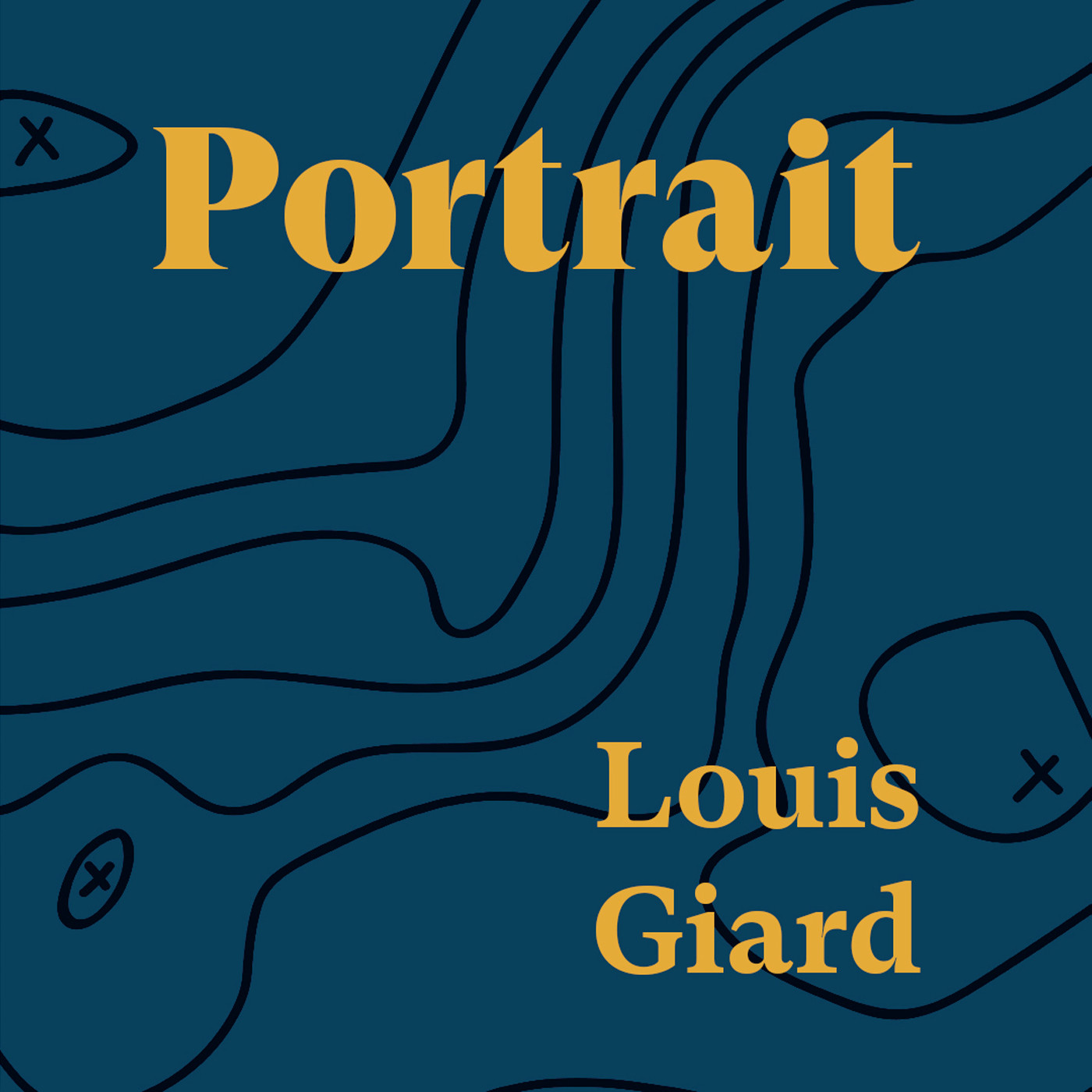 Portrait Louis Giard