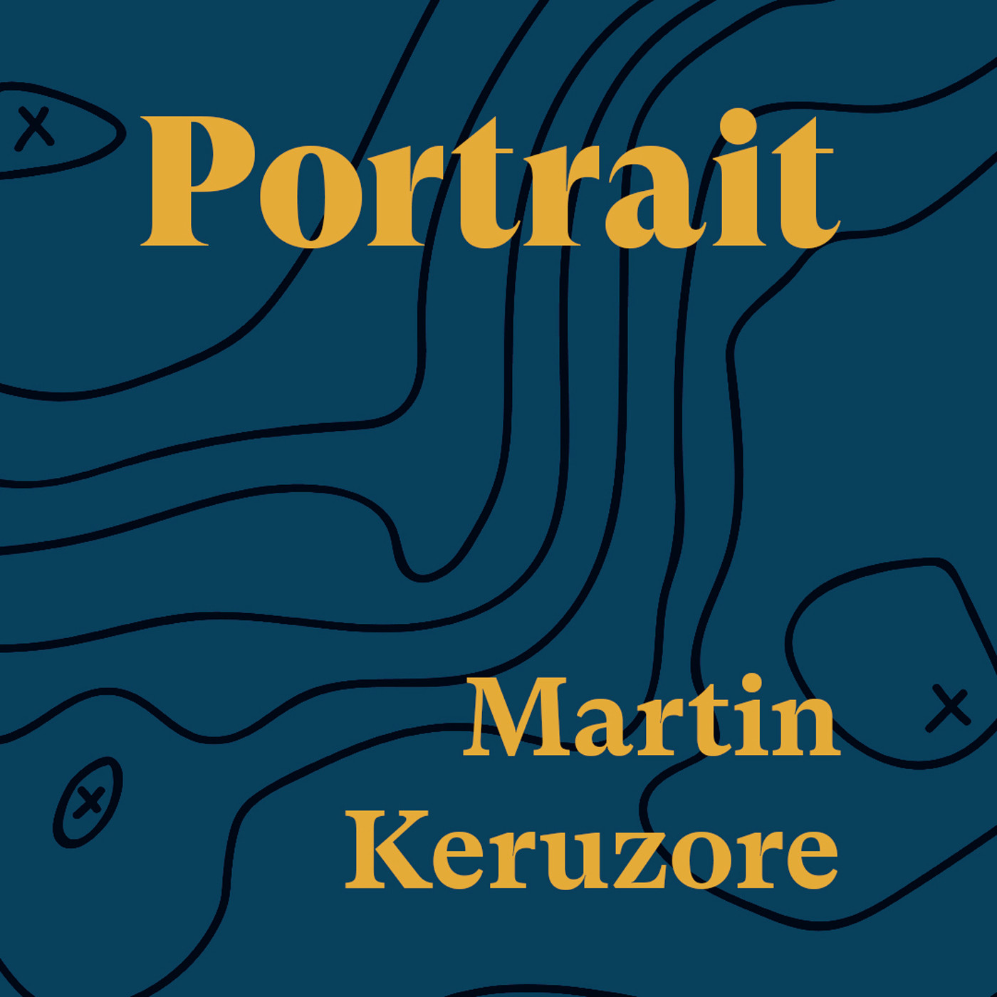 Portrait Martin Keruzoré