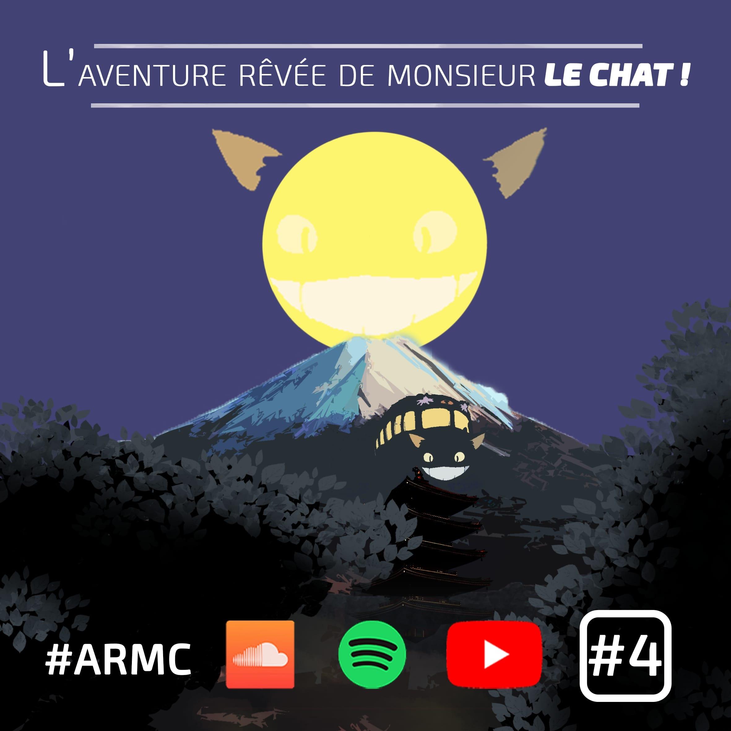 L'aventure rêvée de Monsieur LE CHAT : Dernier épisode.