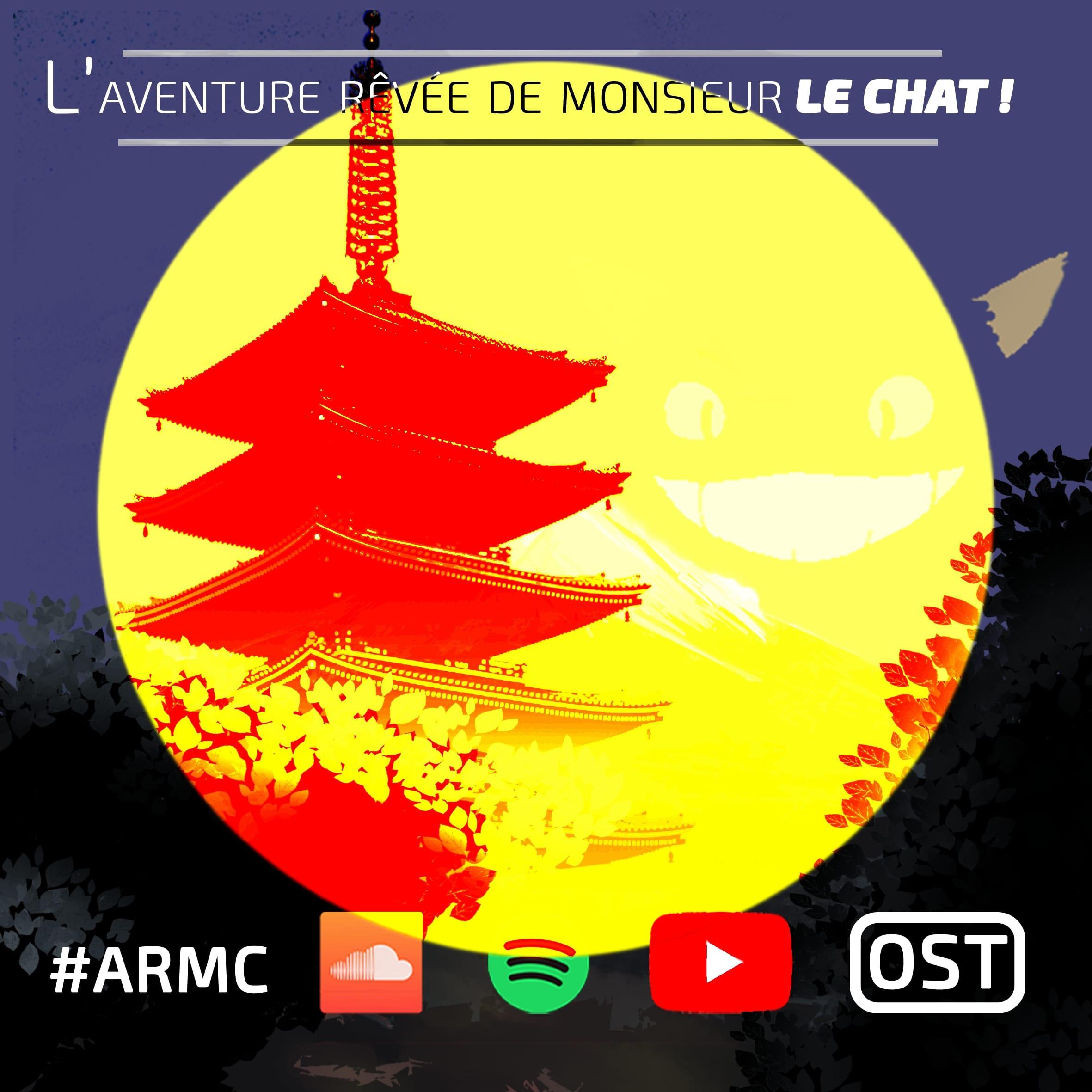 L'aventure rêvée de Monsieur LE CHAT : Dernier épisode OST