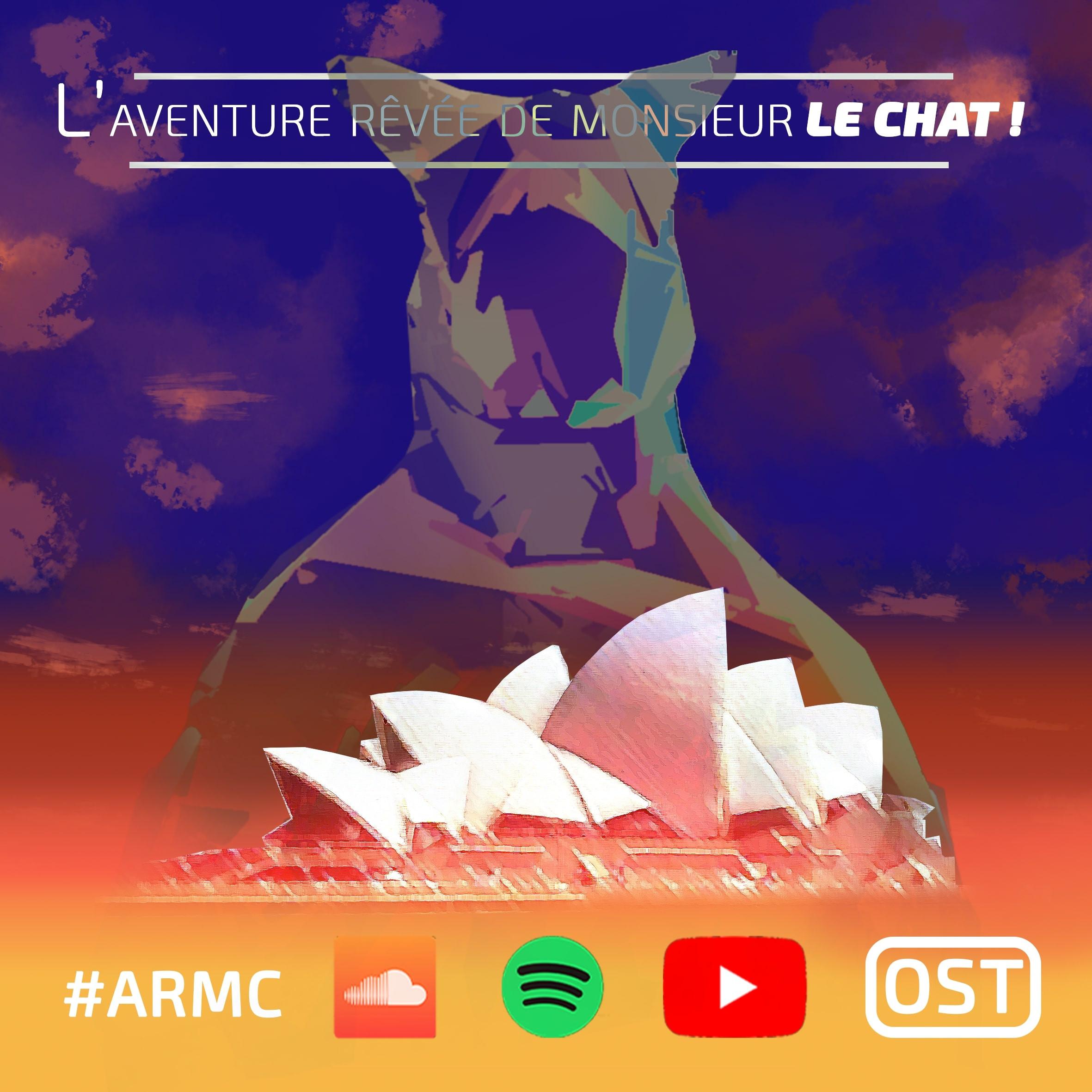 L'aventure rêvée de Monsieur LE CHAT : Episode 2 OST
