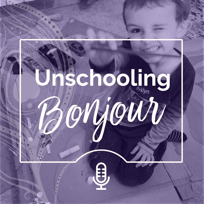 Unschooling Bonjour #7 - Liberté et vie collective avec Ramïn Farhangi et Marjorie Bautista