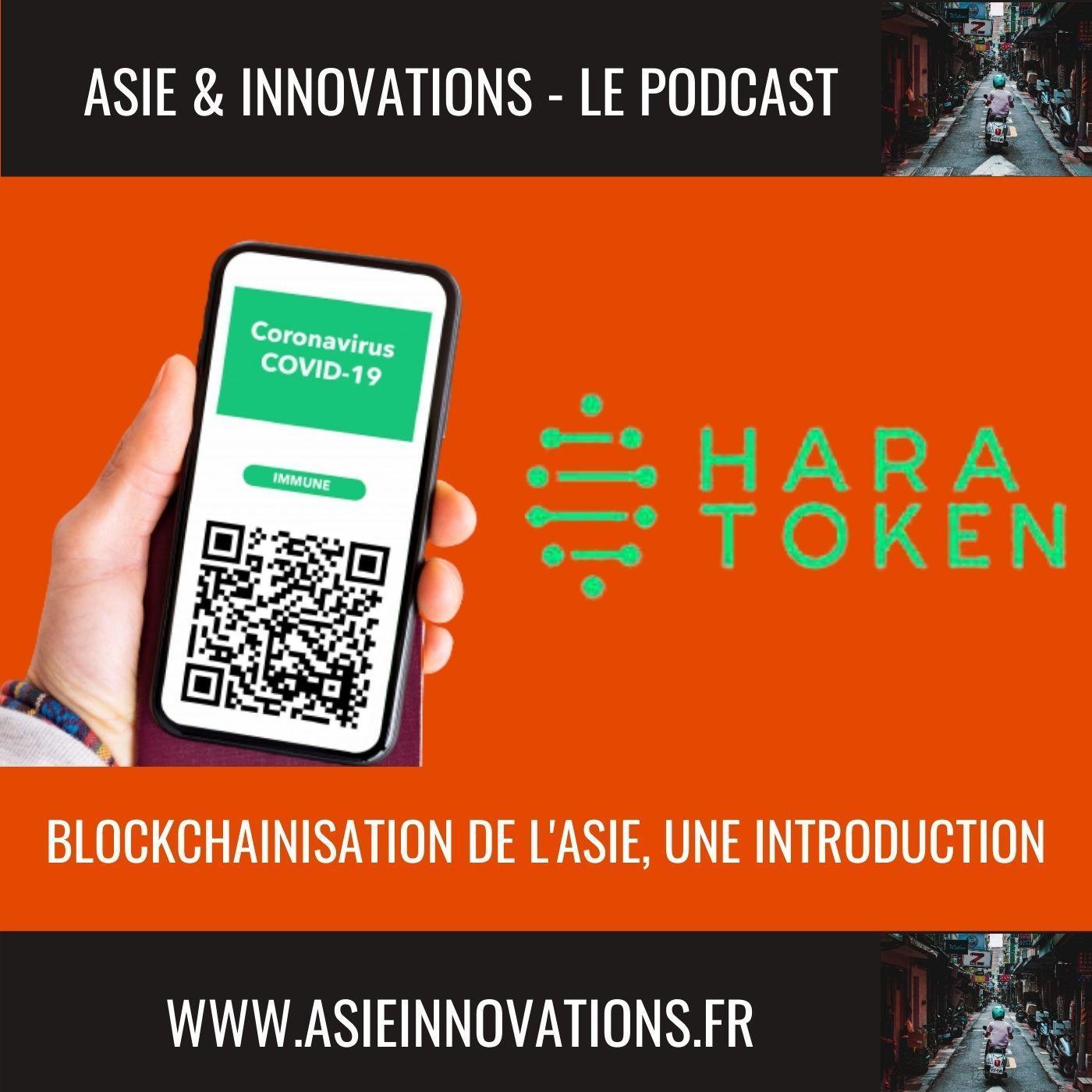 Blockchainisation de l'Asie, une introduction