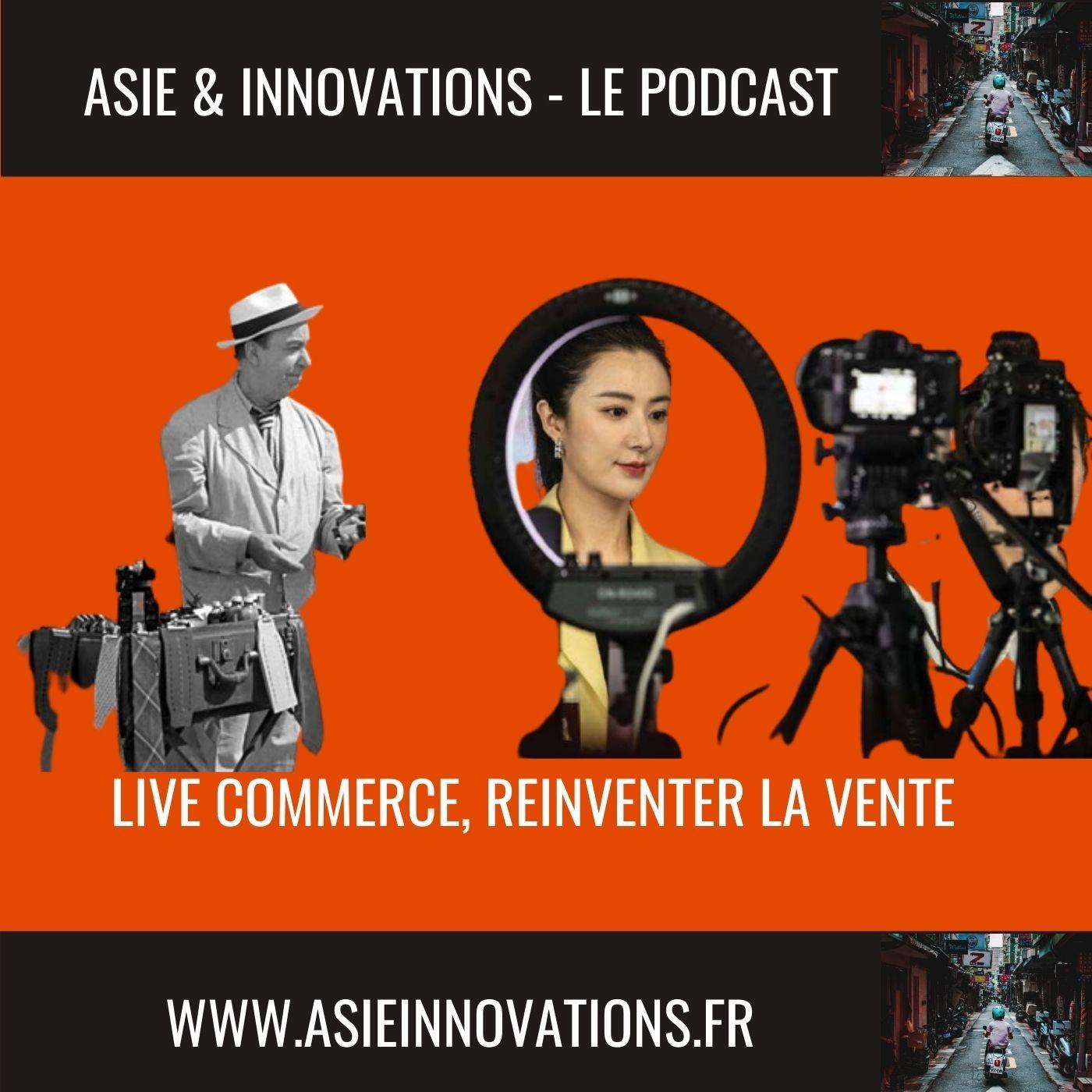 Live Commerce, ré-inventer la vente