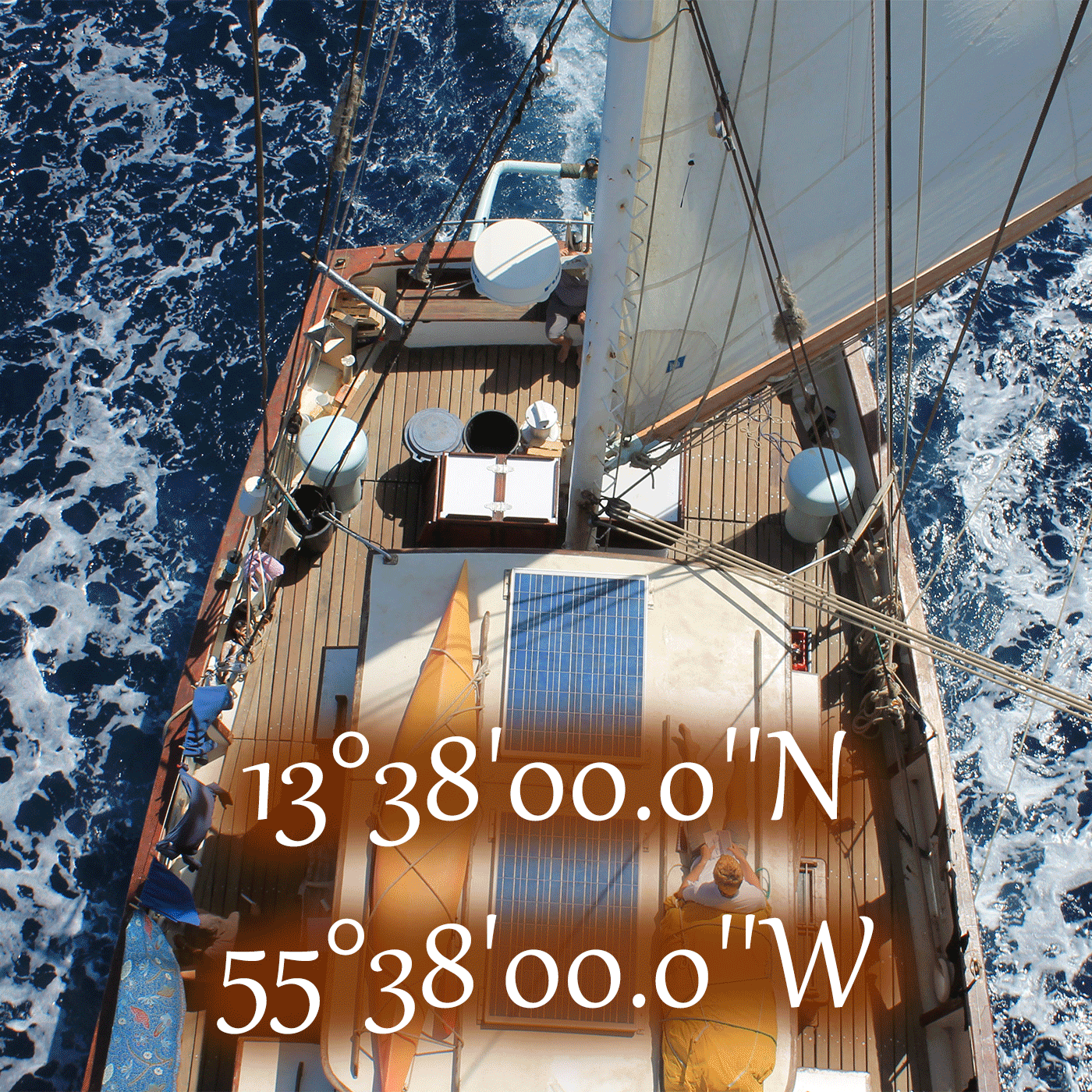 13°38'00.0''N / 55°38'00.0''W