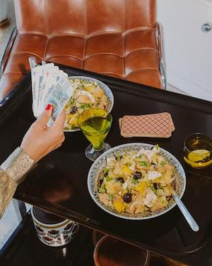 #10 La recette de la vedette de l'été dans le nord : la salade de patates