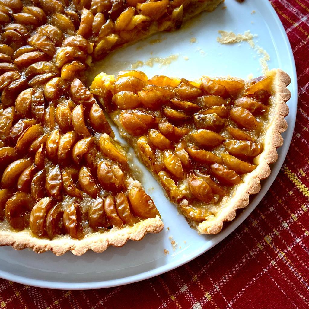 #14 Parce que c'est bon et de saison, la recette de la tarte aux mirabelles