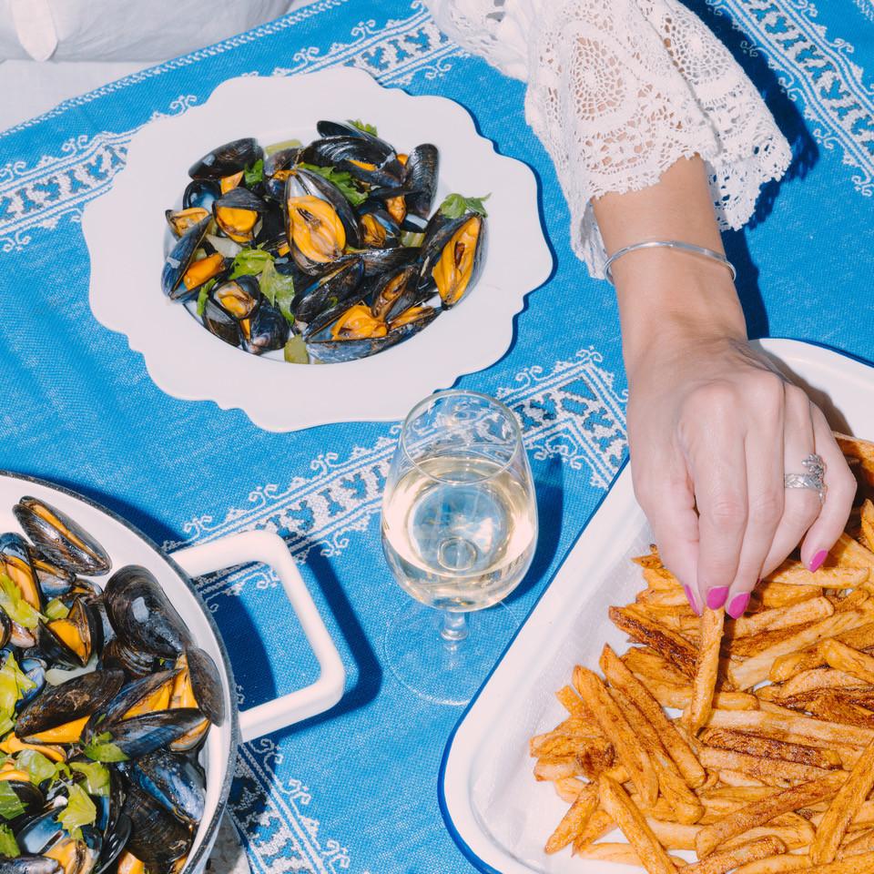 #20 La recette des moules et puis des frites, des frites et puis des moules