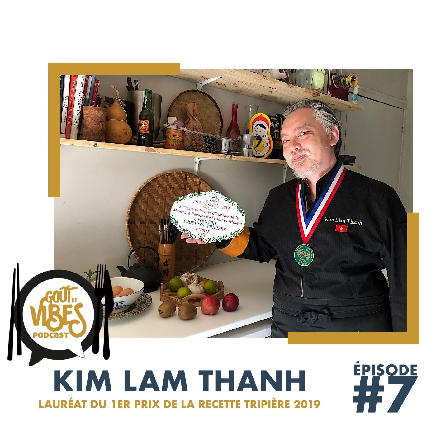 (#7) Kim Lâm Thành, Champion d'Europe des produits tripiers 2019
