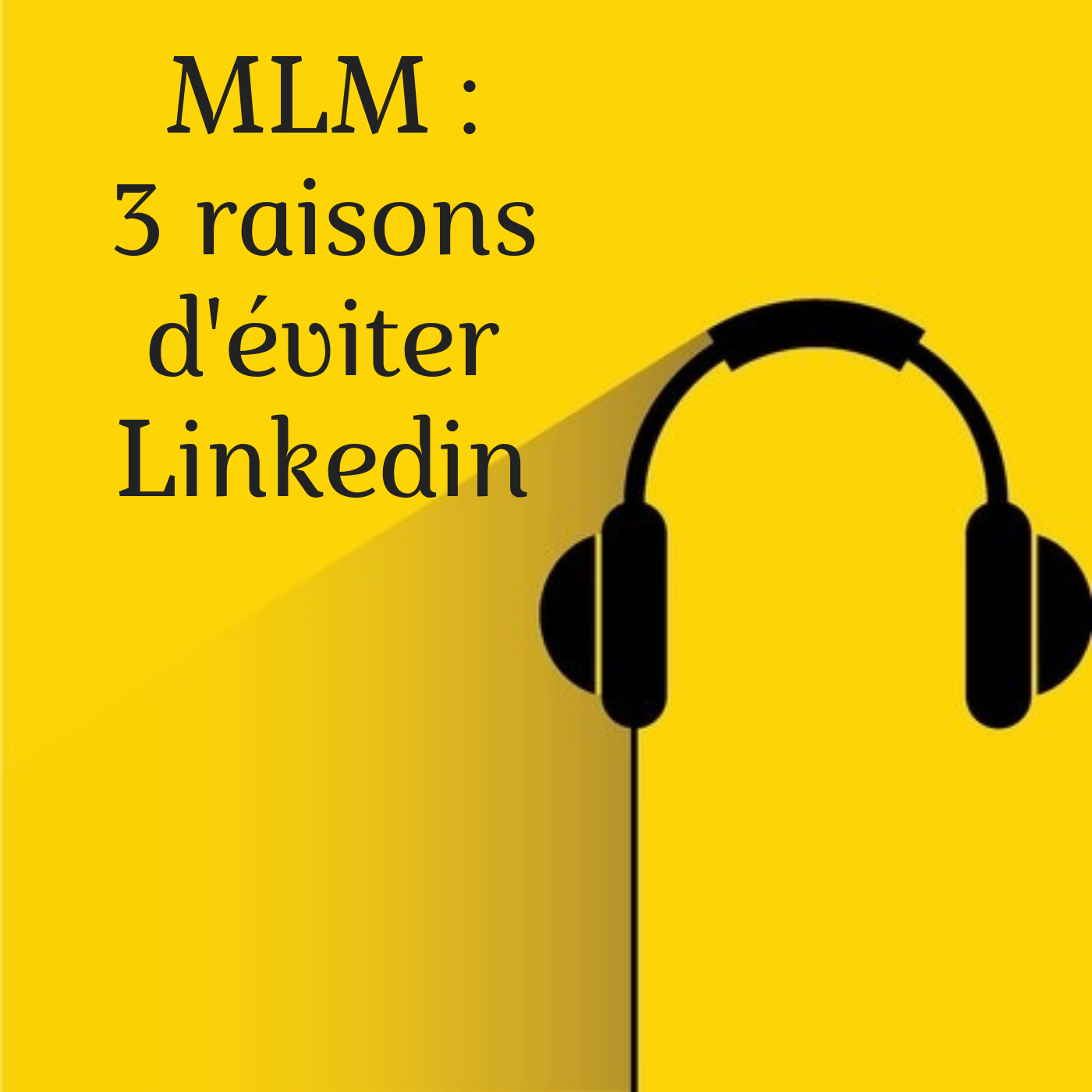 3 raisons d'éviter Linkedin