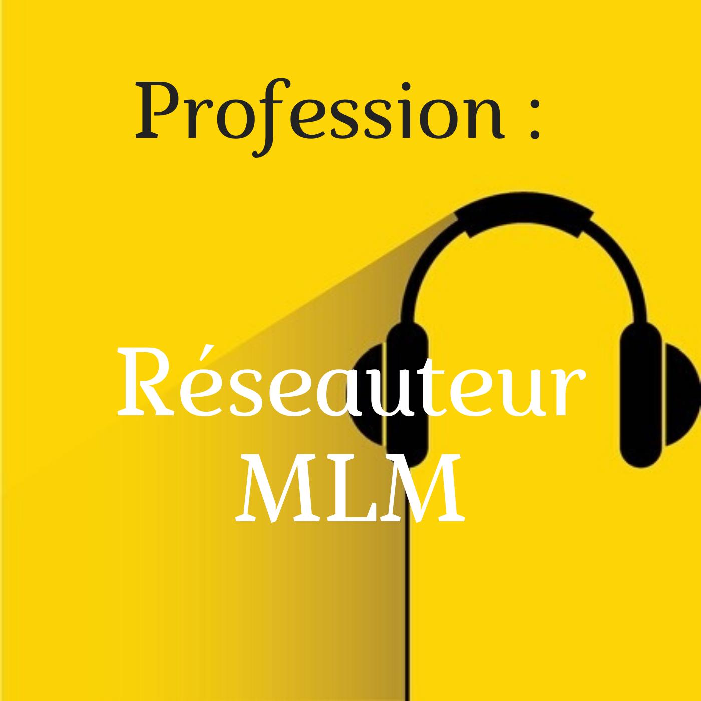 Profession : réseauteur MLM
