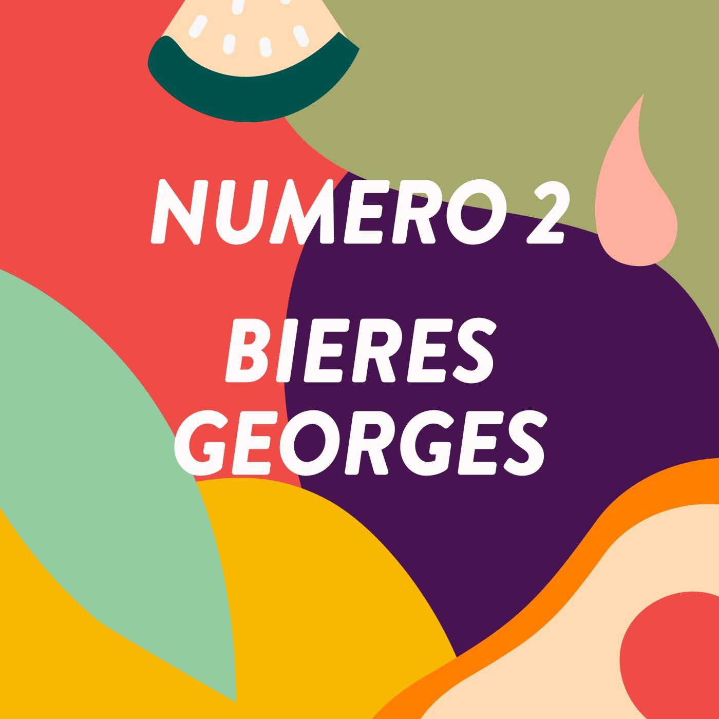 Bières Georges / #2