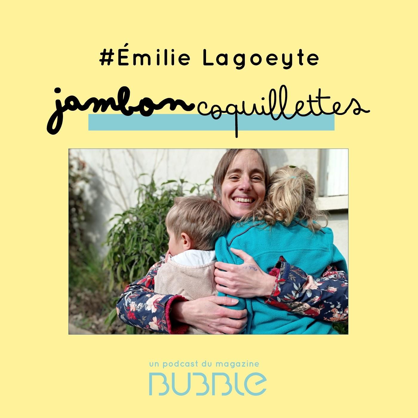 Connecter ses enfants à la nature avec Emilie Lagoeyte, l'animatrice nature par excellence !