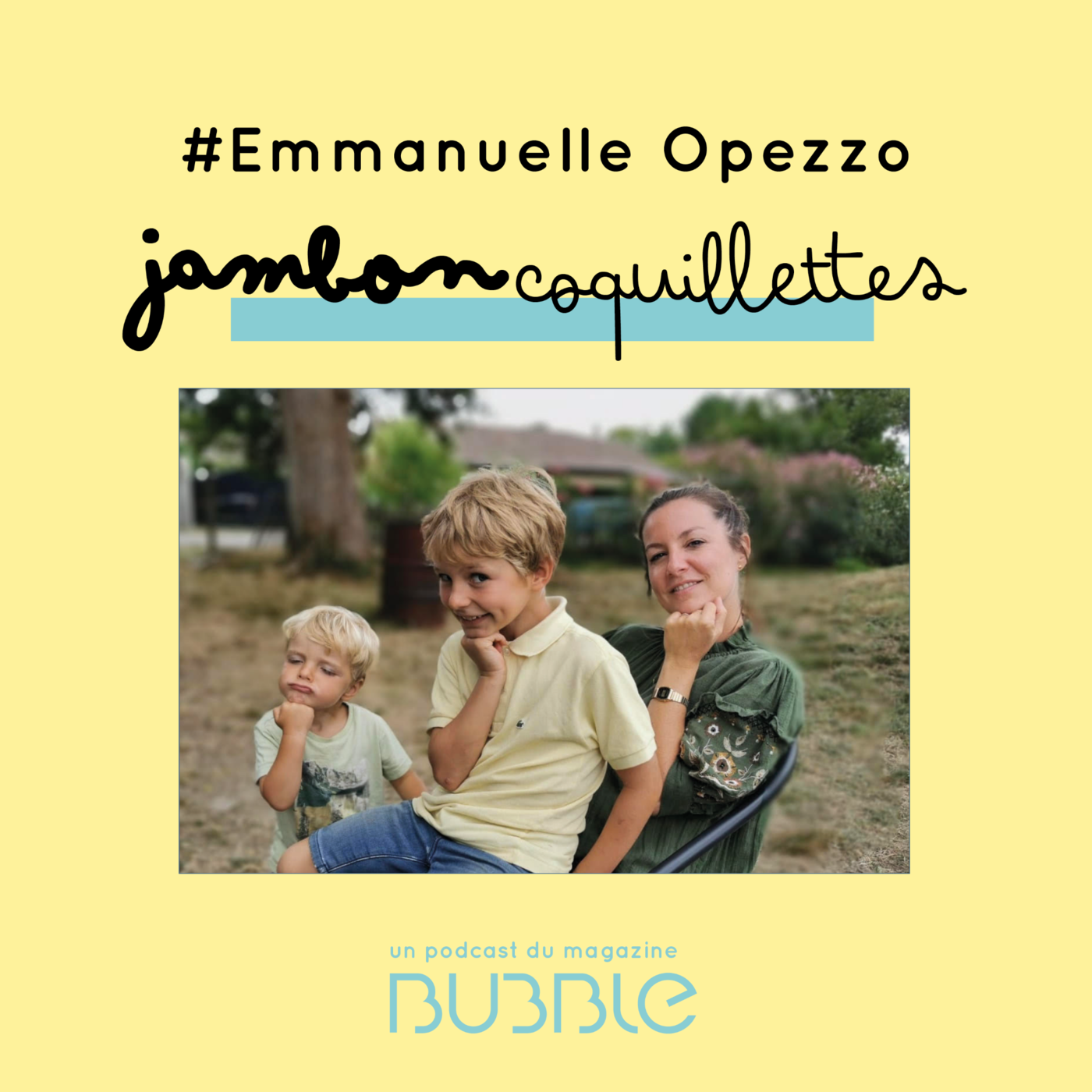 L'éducation Montessori avec Emmanuelle Opezzo, maman et directrice de Koko Cabane